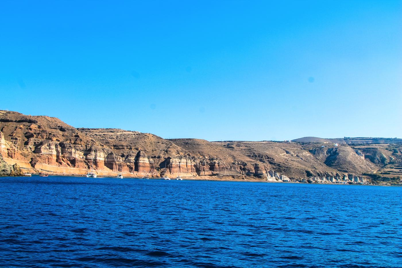 Things To Do When Sailing Around Santorini... (10)