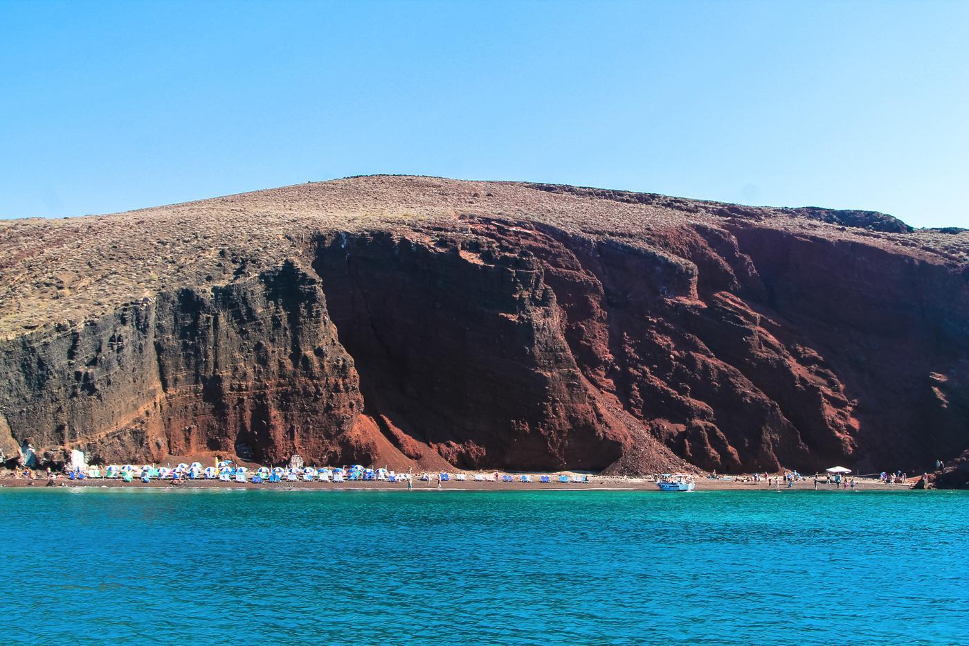 Things To Do When Sailing Around Santorini... (15)