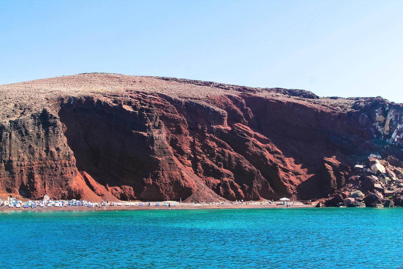Things To Do When Sailing Around Santorini... (18)