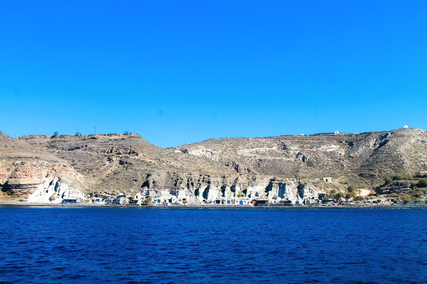 Things To Do When Sailing Around Santorini... (22)