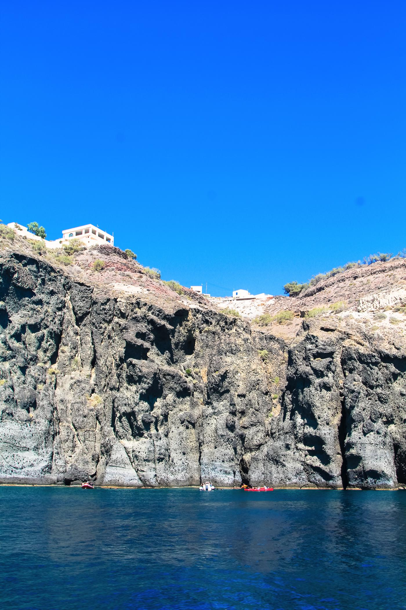 Things To Do When Sailing Around Santorini... (27)