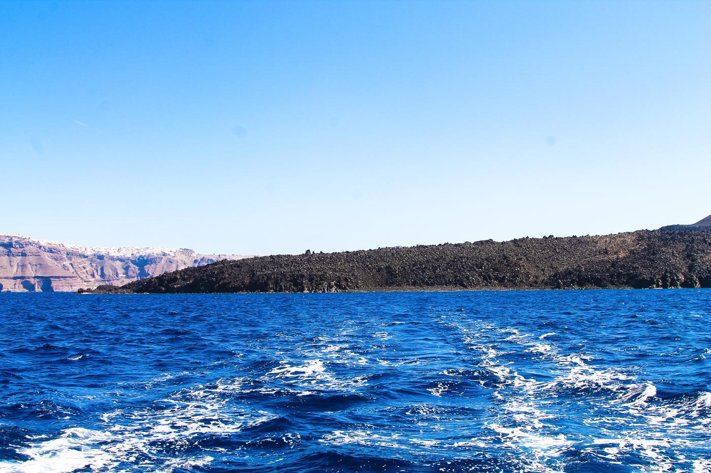 Things To Do When Sailing Around Santorini... (29)