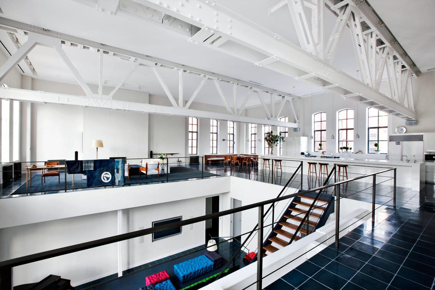 12 Amazing New York Loft Apartments That Will Give You A Serious Case Of Home Envy! (5)