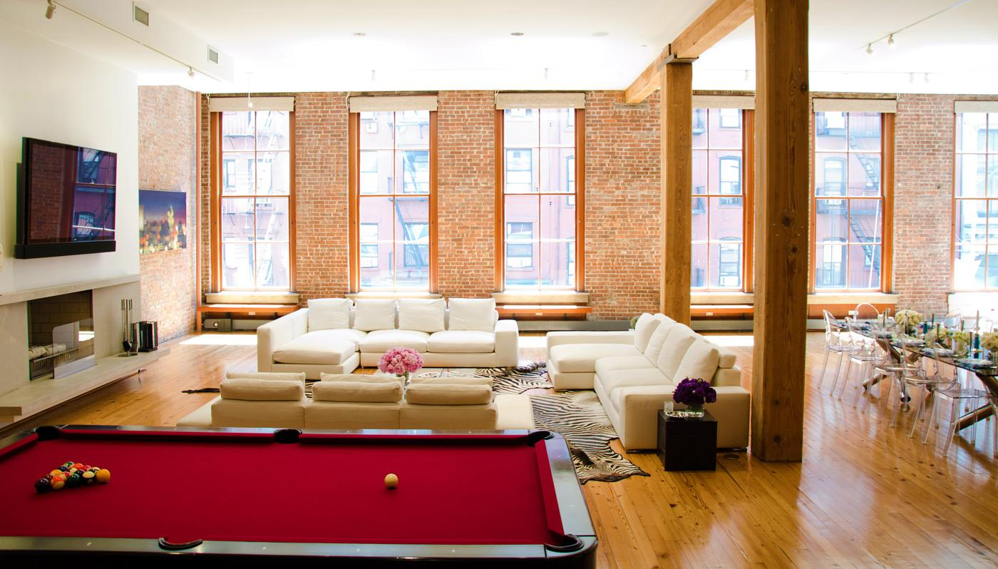 12 amazing new york loft apartments that will give you a for New york loft apartments