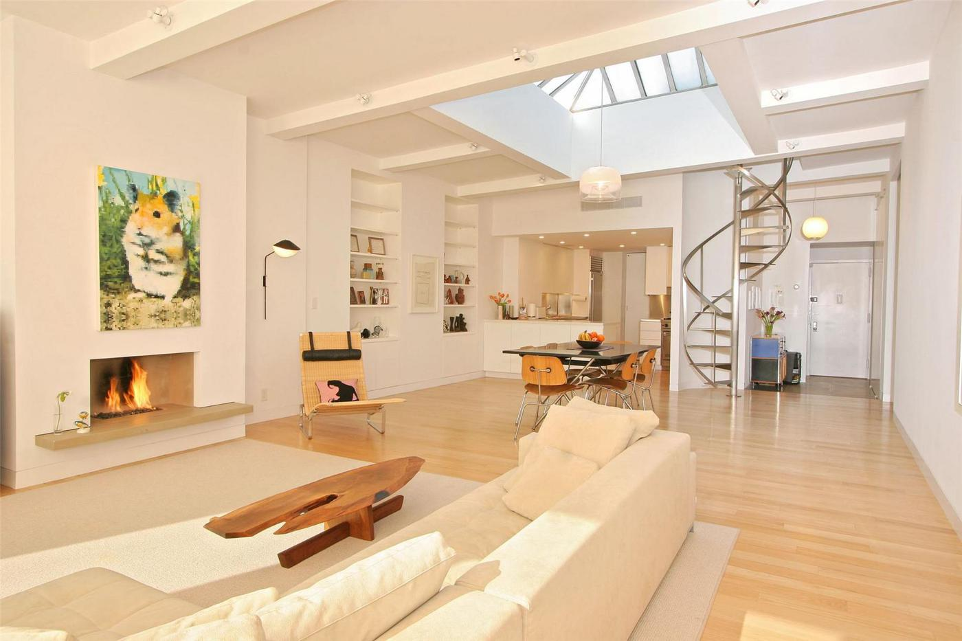 12 Amazing New York Loft Apartments That Will Give You A Serious Case Of Home Envy! (8)