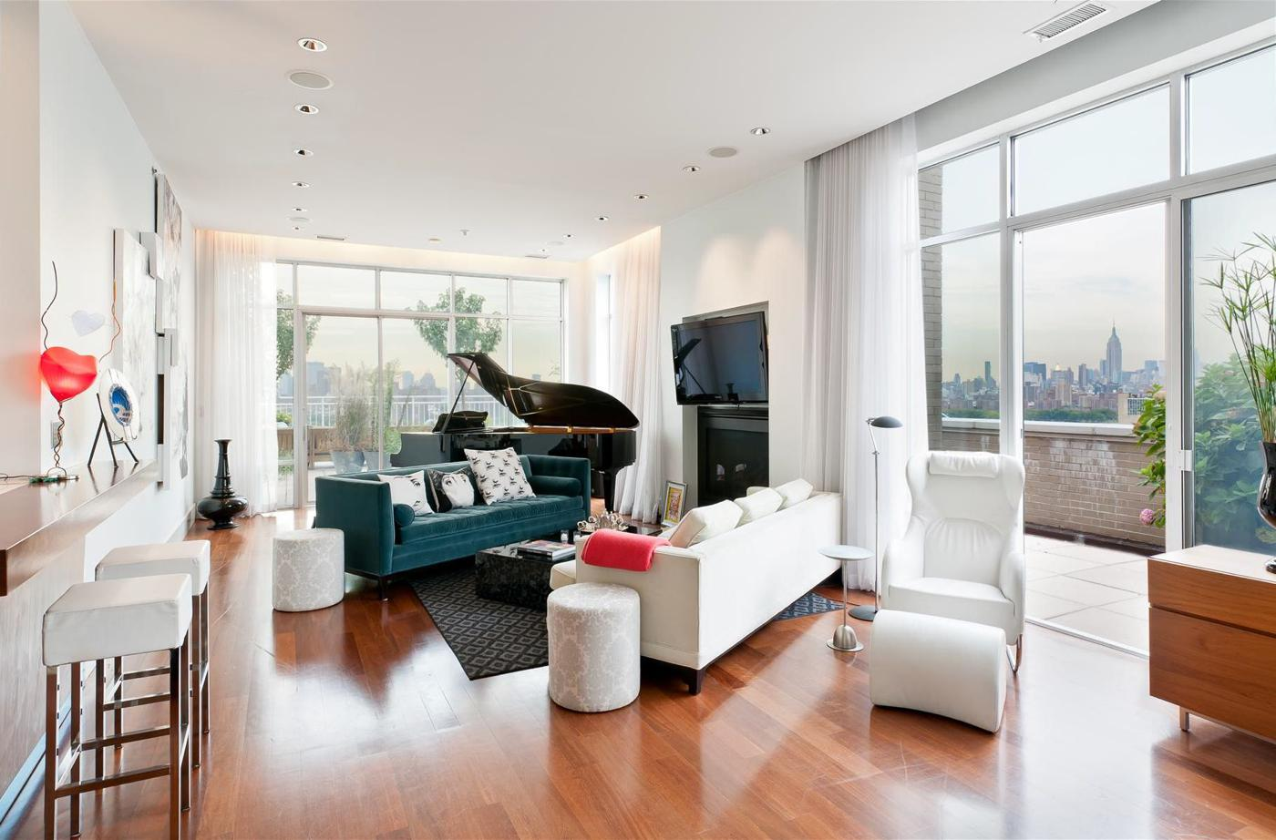 13 Stunning Apartments In New York: 12 Amazing New York Loft Apartments That Will Give You A