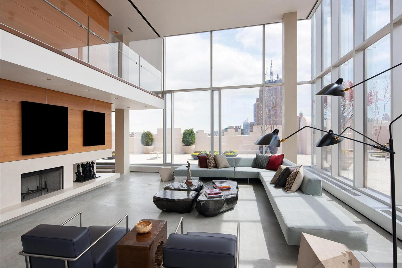 12 Amazing New York Loft Apartments That Will Give You A Serious Case Of Home Envy! (10)
