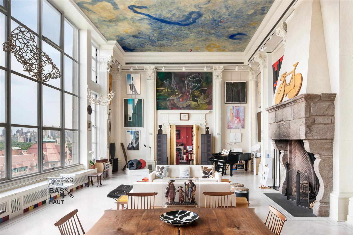 12 Amazing New York Loft Apartments That Will Give You A ...