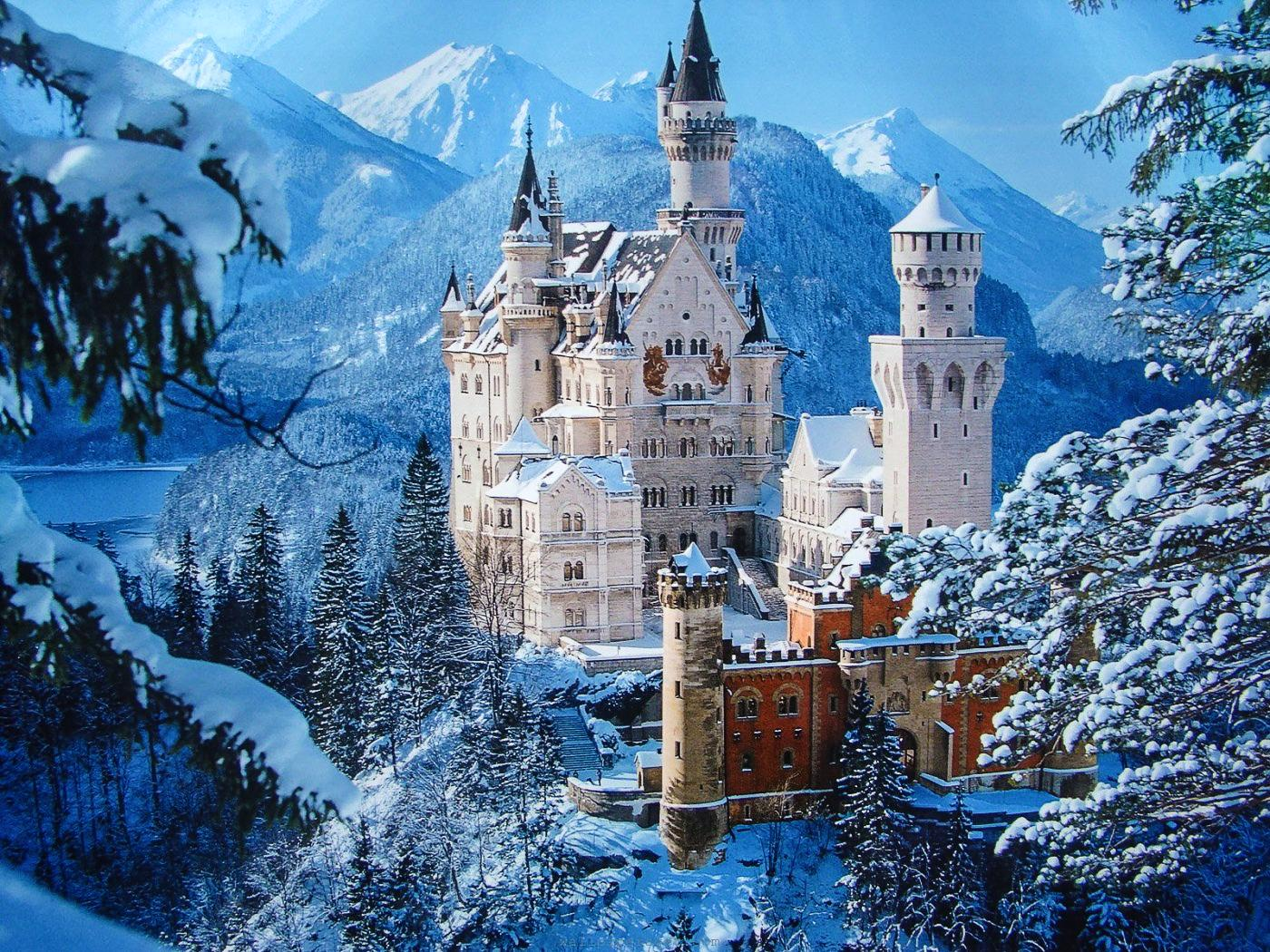 7 Magical Fairy Tale Travel Destinations That