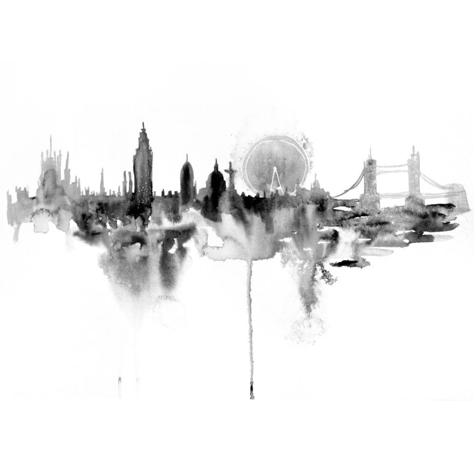 Watercolour Cities by Elena Romanova Artist (25)