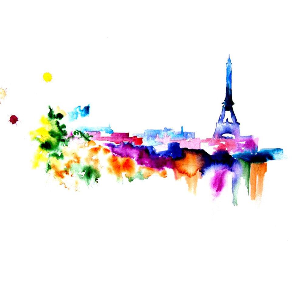 Watercolour Cities by Elena Romanova Artist (18)