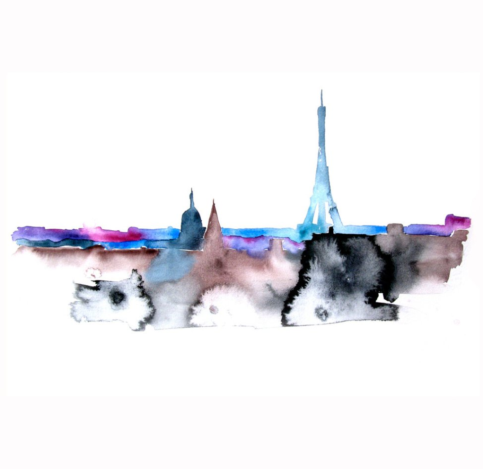 Watercolour Cities by Elena Romanova Artist (19)
