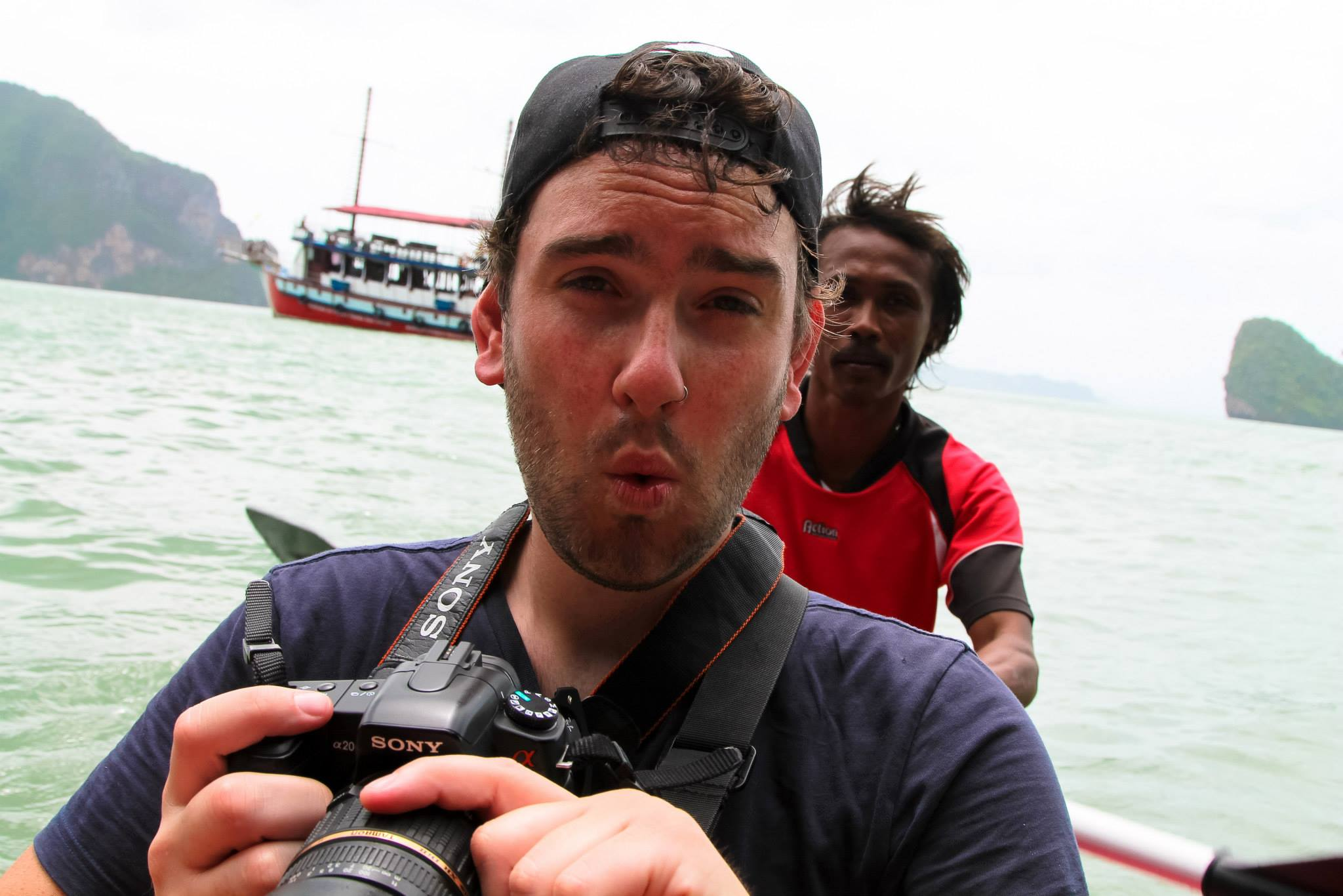 Things To Do When Sailing From Island To Island in Phang Nga Bay, Phuket, Thailand - PART 1 (19)