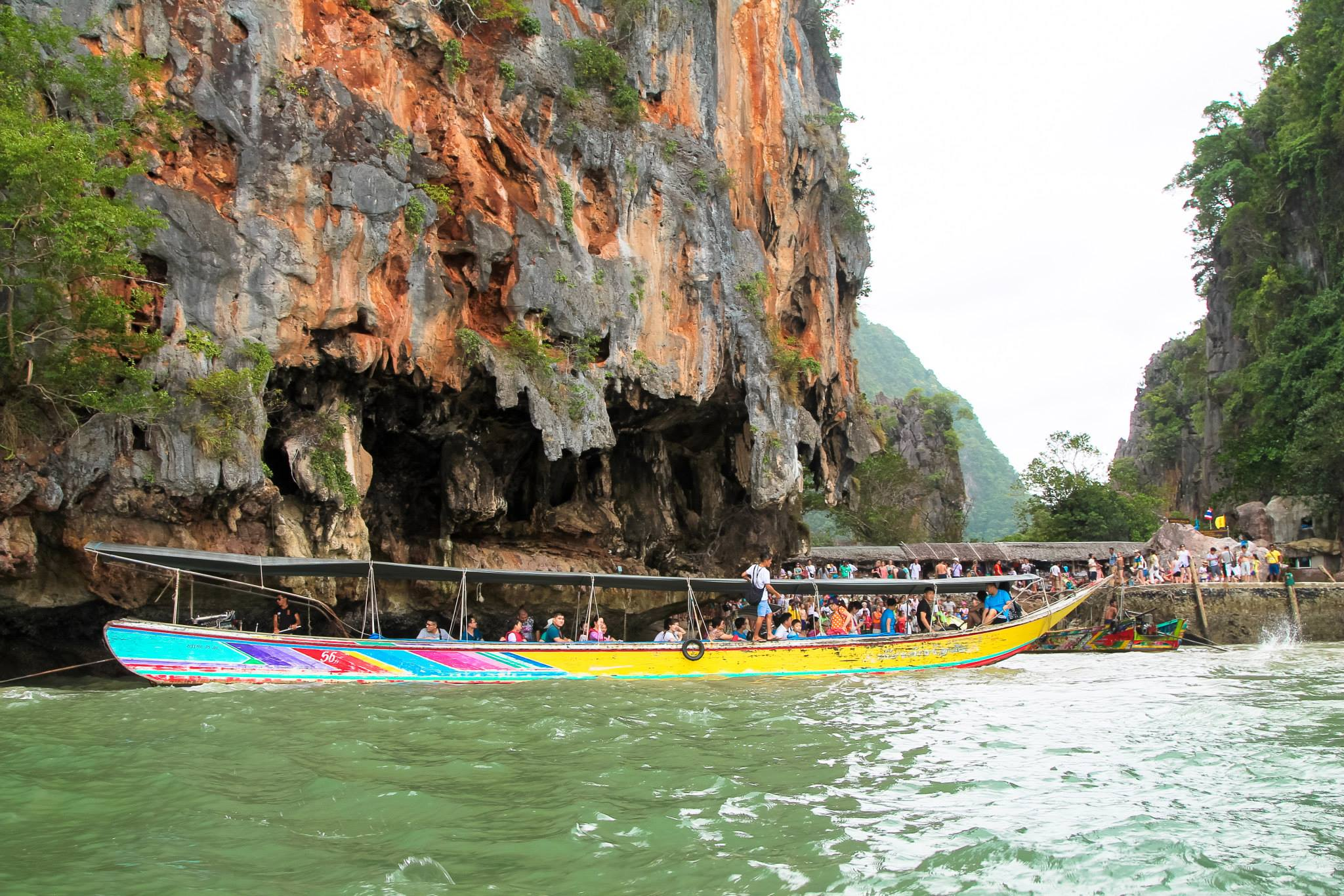 Things To Do When Sailing From Island To Island in Phang Nga Bay, Phuket, Thailand: The 2nd Part (27)