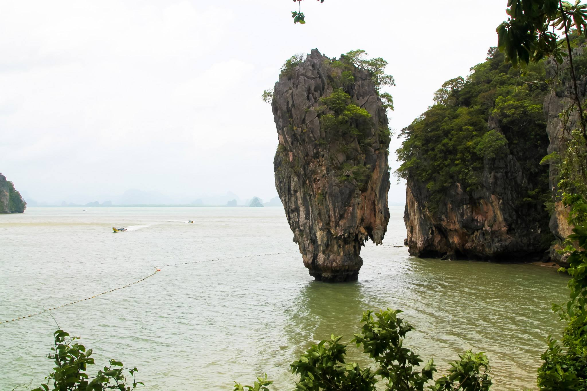 Things To Do When Sailing From Island To Island in Phang Nga Bay, Phuket, Thailand: The 2nd Part (18)