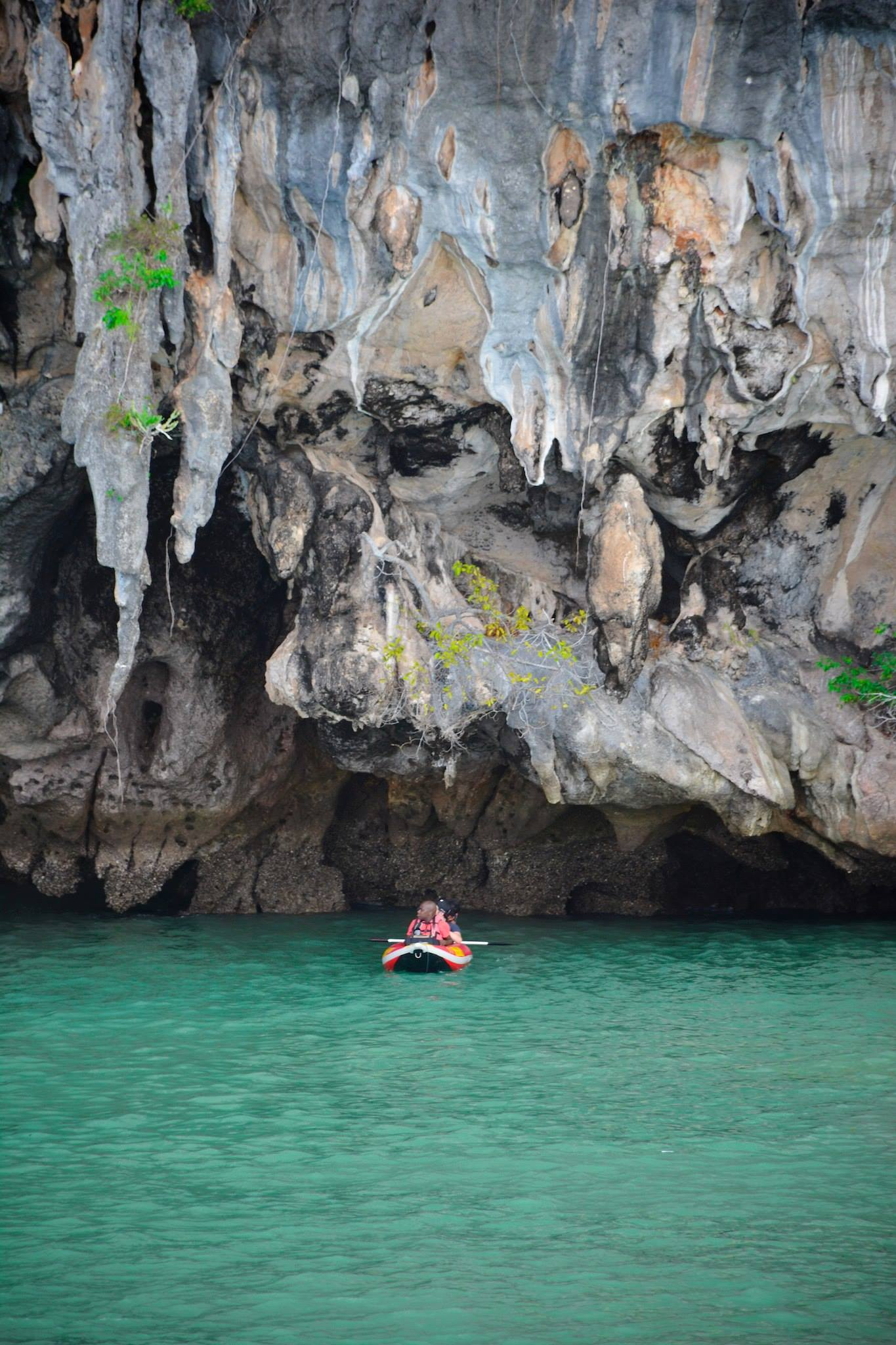 Things To Do When Sailing From Island To Island in Phang Nga Bay, Phuket, Thailand - PART 1 (2)