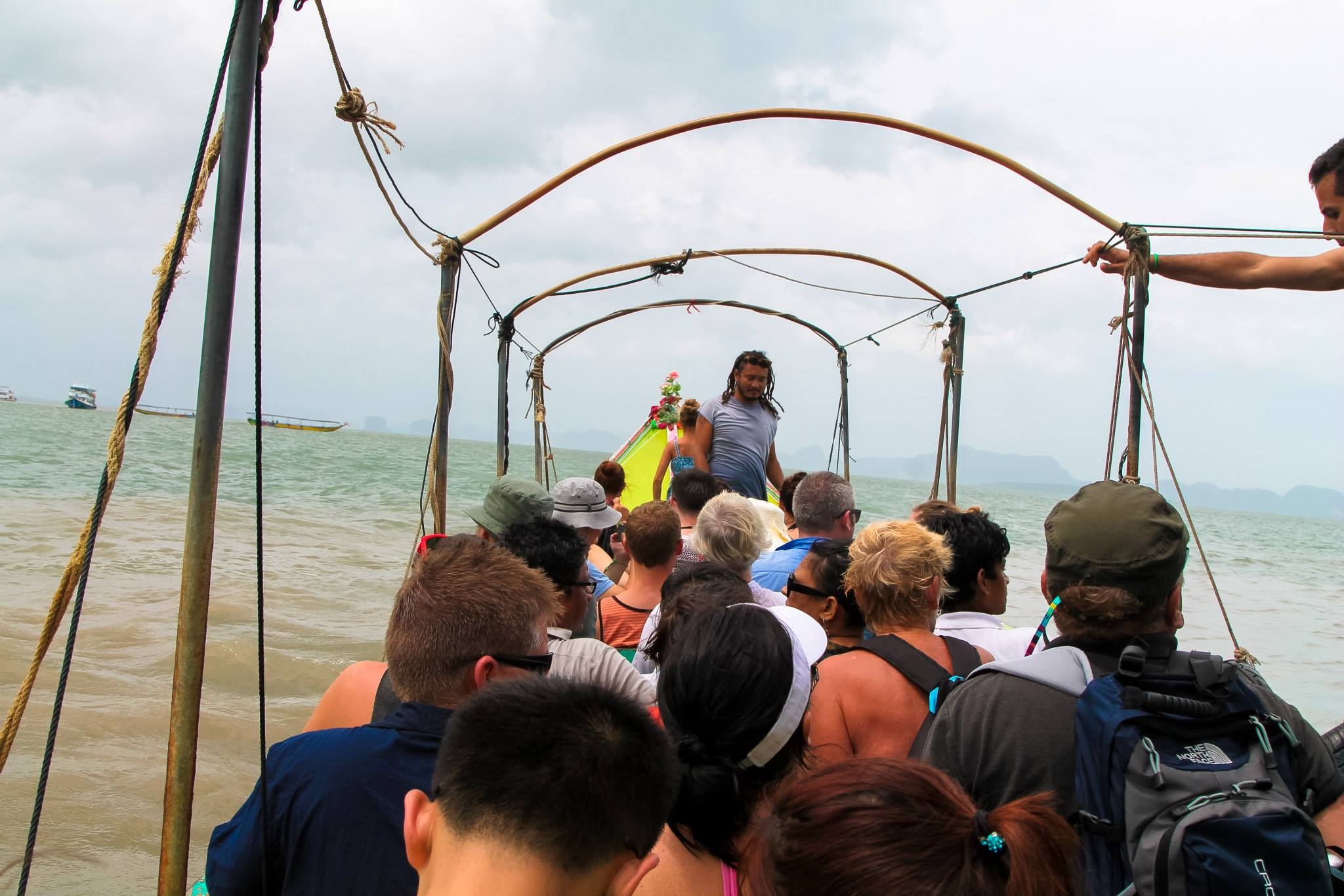Things To Do When Sailing From Island To Island in Phang Nga Bay, Phuket, Thailand: The 2nd Part (10)