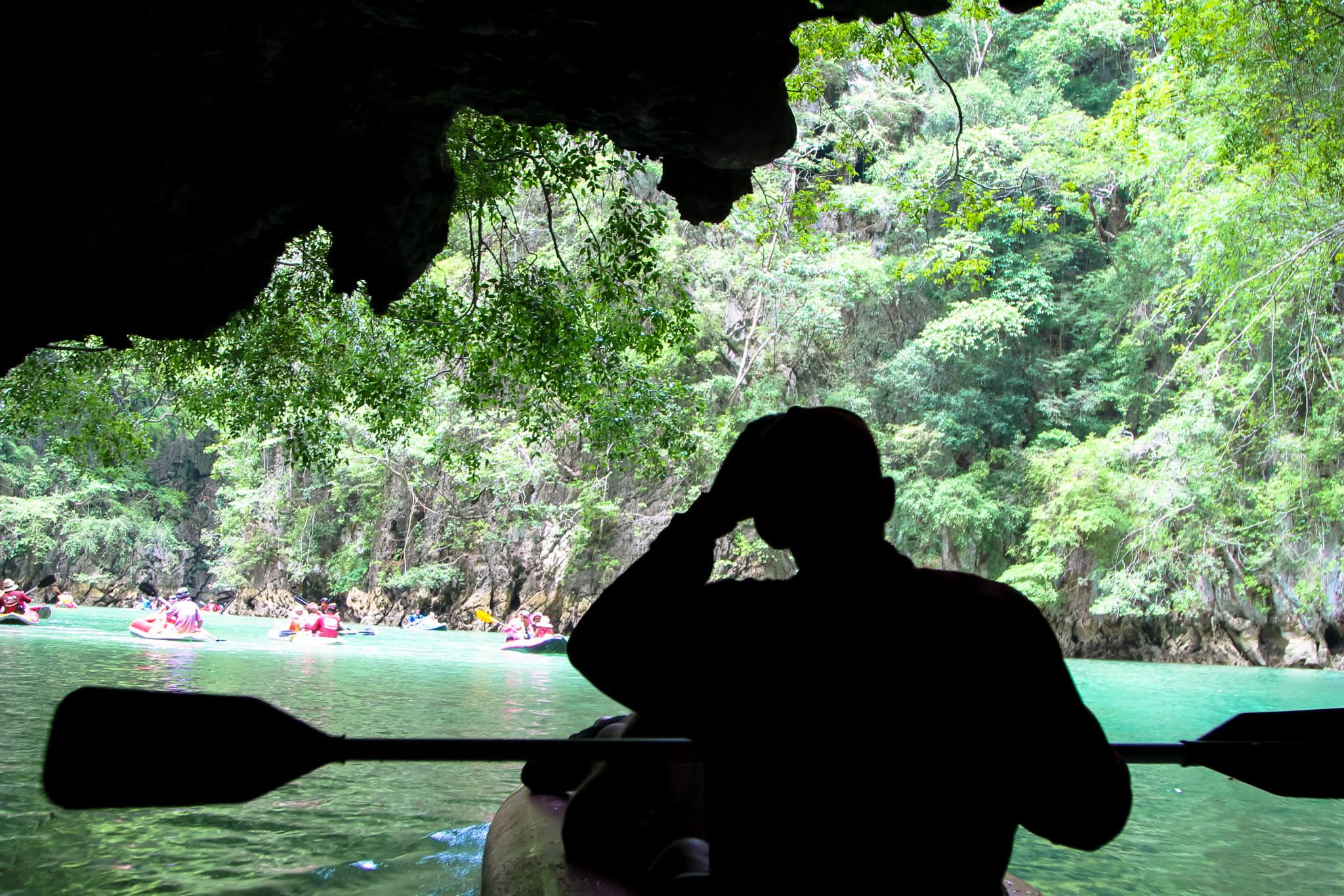 Things To Do When Sailing From Island To Island in Phang Nga Bay, Phuket, Thailand - PART 1 (3)