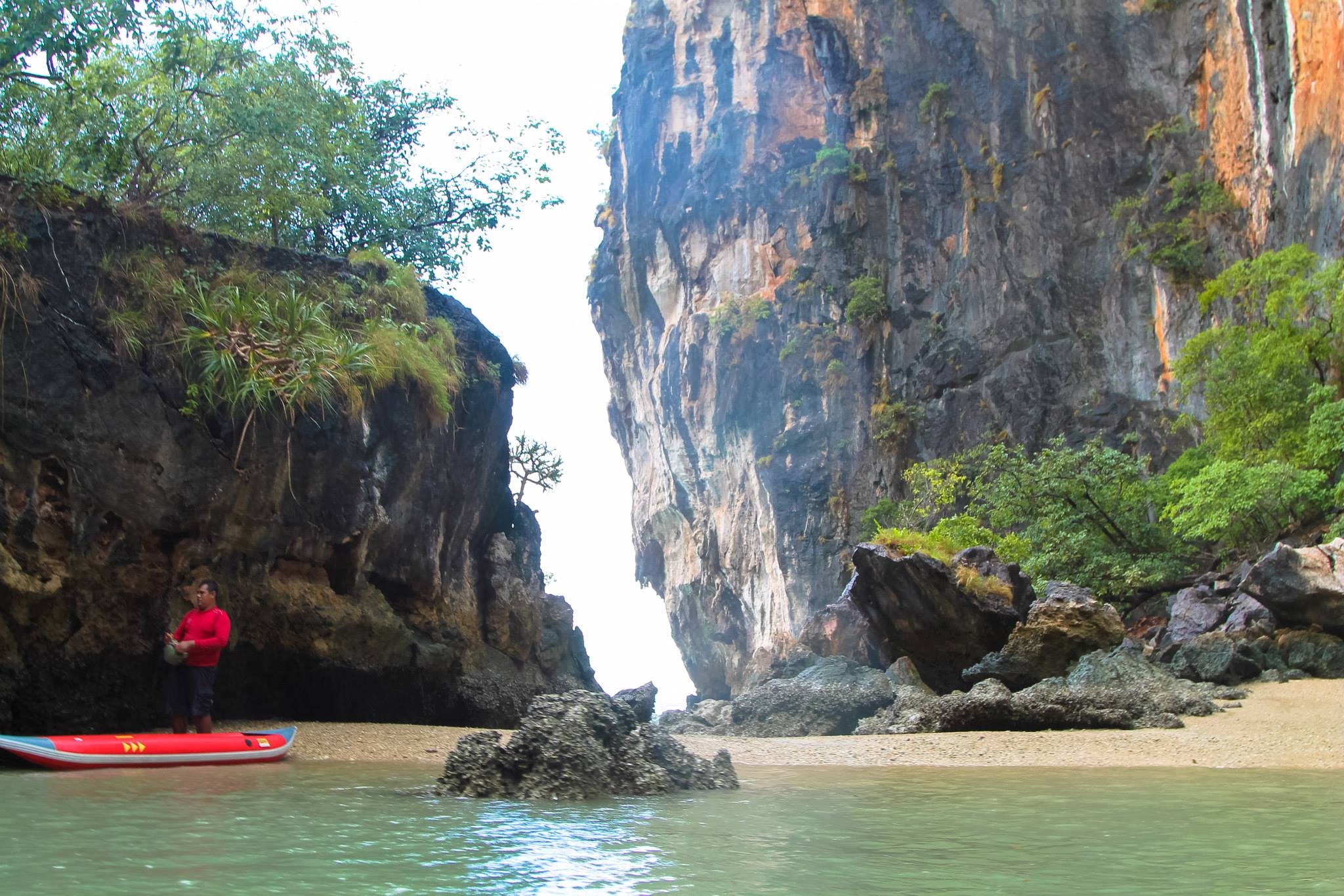 Things To Do When Sailing From Island To Island in Phang Nga Bay, Phuket, Thailand - PART 1 (36)