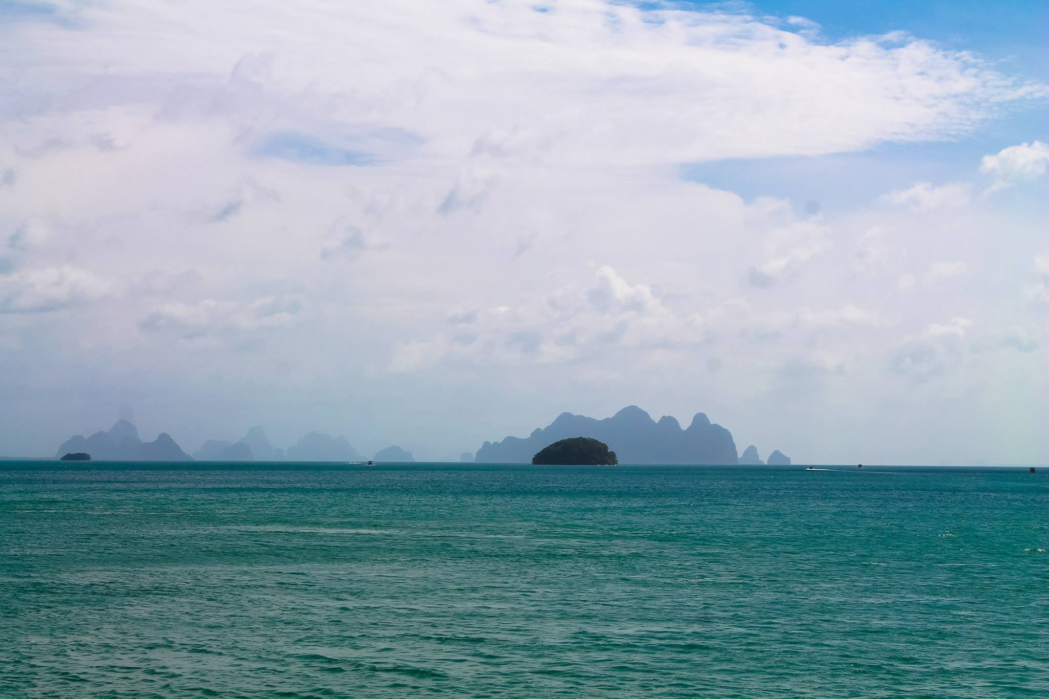 Things To Do When Sailing From Island To Island in Phang Nga Bay, Phuket, Thailand - PART 1 (10)