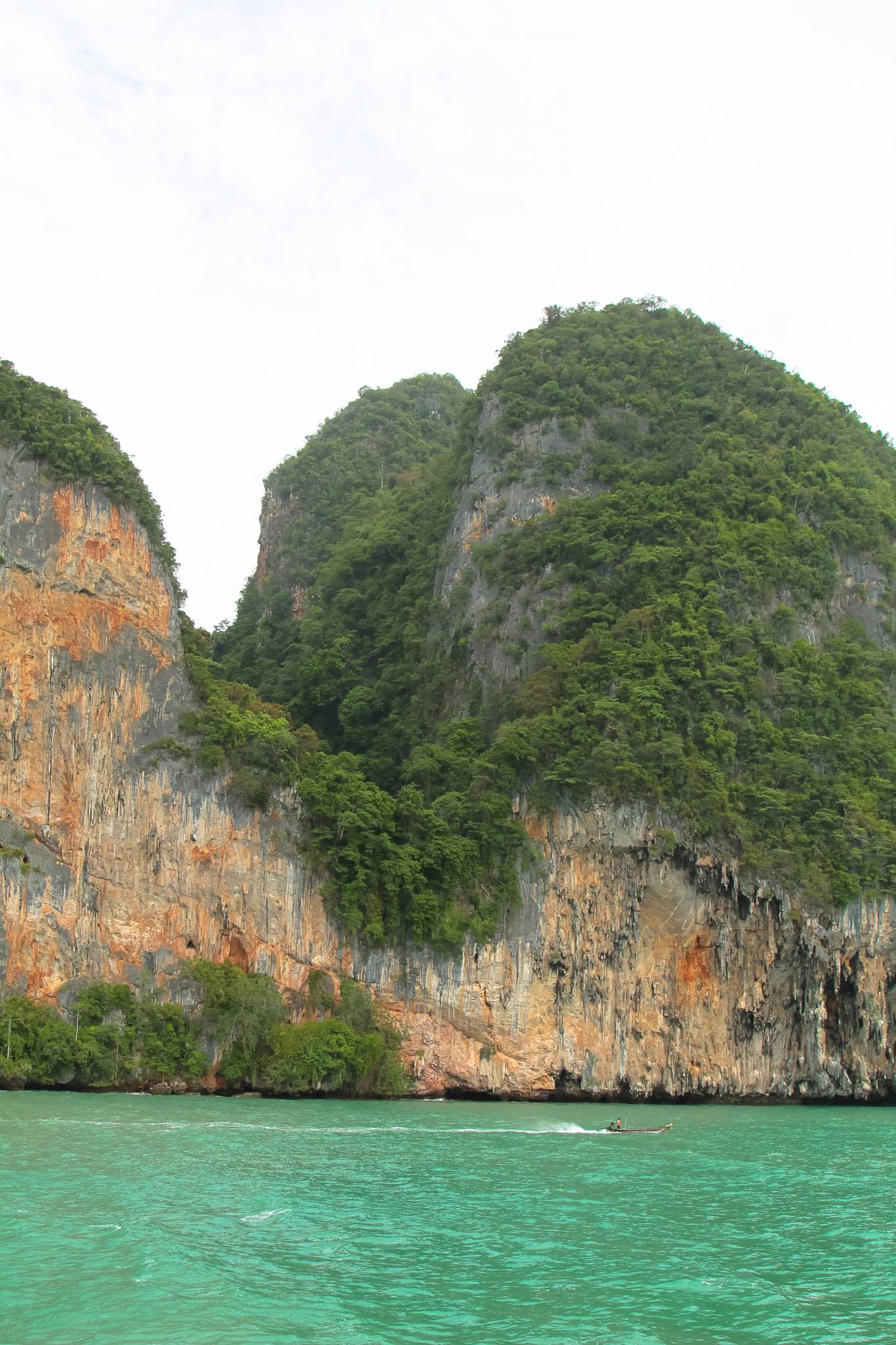 Things To Do When Sailing From Island To Island in Phang Nga Bay, Phuket, Thailand - PART 1 (13)