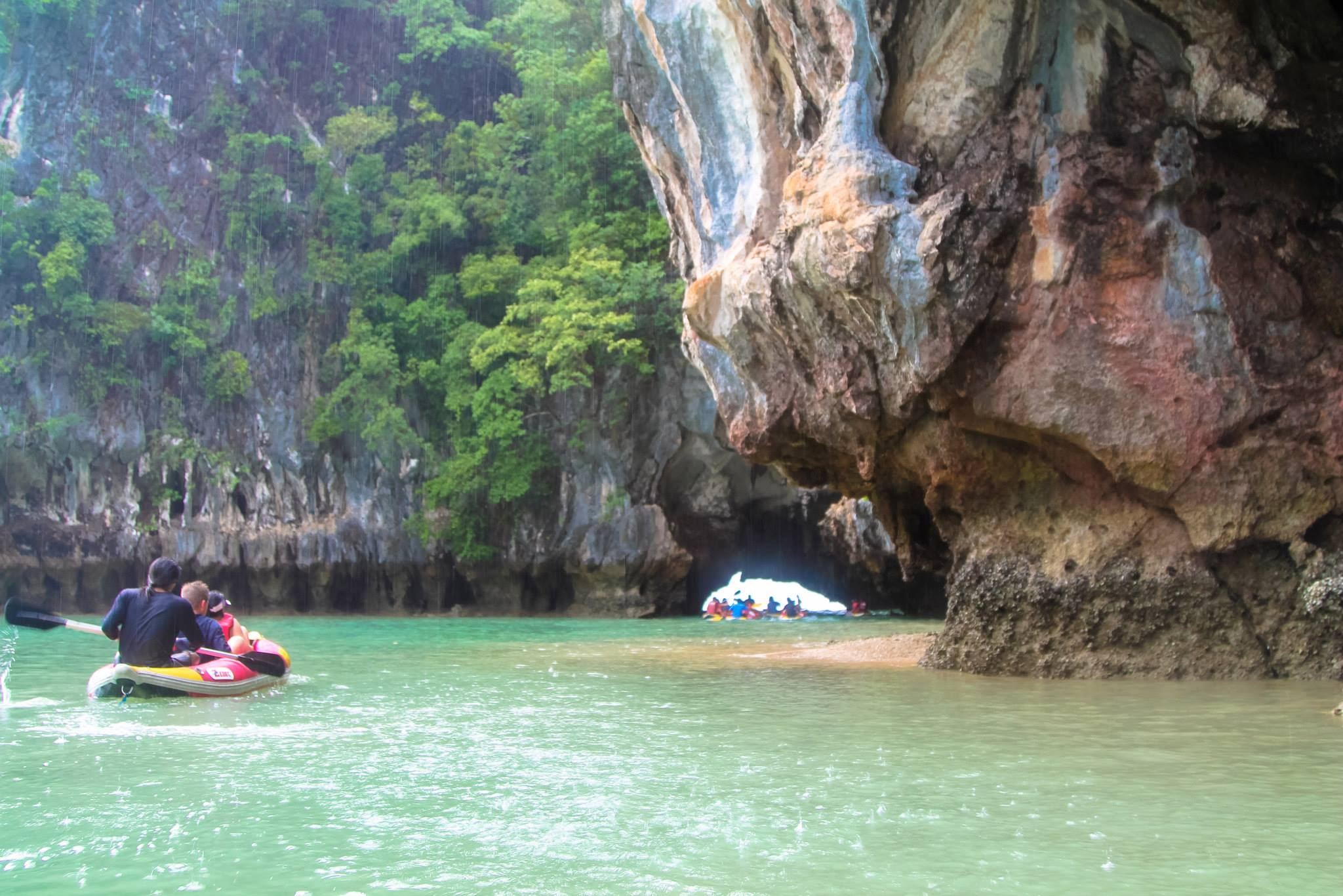 Things To Do When Sailing From Island To Island in Phang Nga Bay, Phuket, Thailand - PART 1 (40)