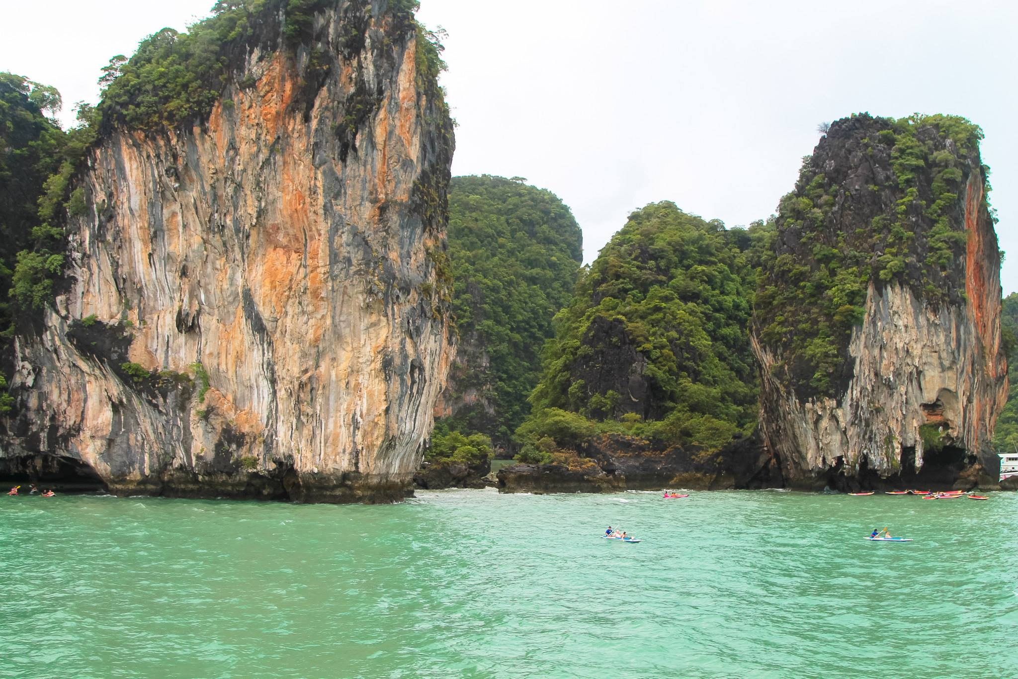 Things To Do When Sailing From Island To Island in Phang Nga Bay, Phuket, Thailand: The 2nd Part (3)