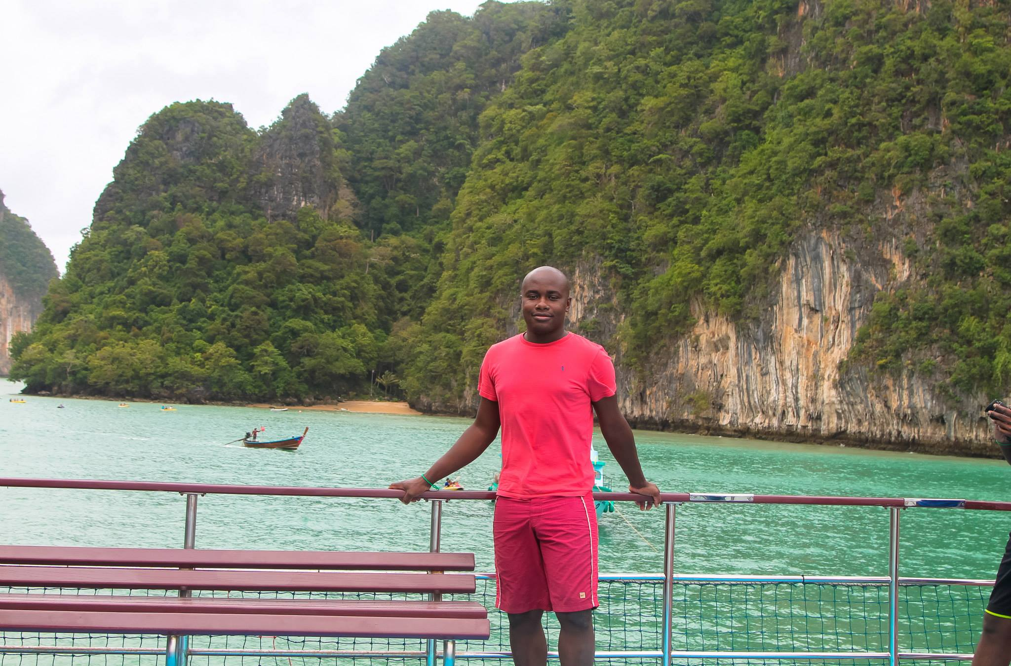 Things To Do When Sailing From Island To Island in Phang Nga Bay, Phuket, Thailand: The 2nd Part (35)