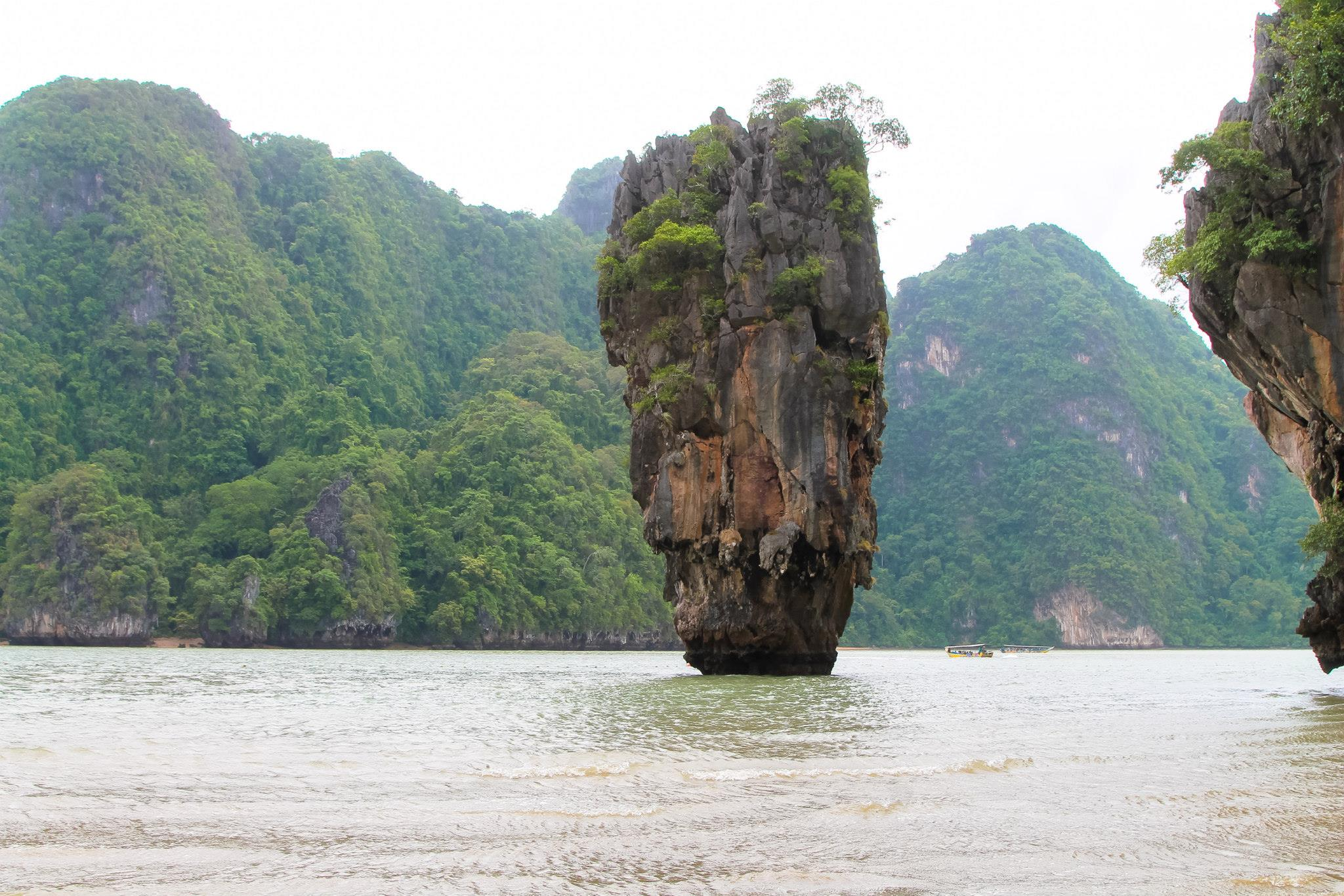 Things To Do When Sailing From Island To Island in Phang Nga Bay, Phuket, Thailand: The 2nd Part (16)