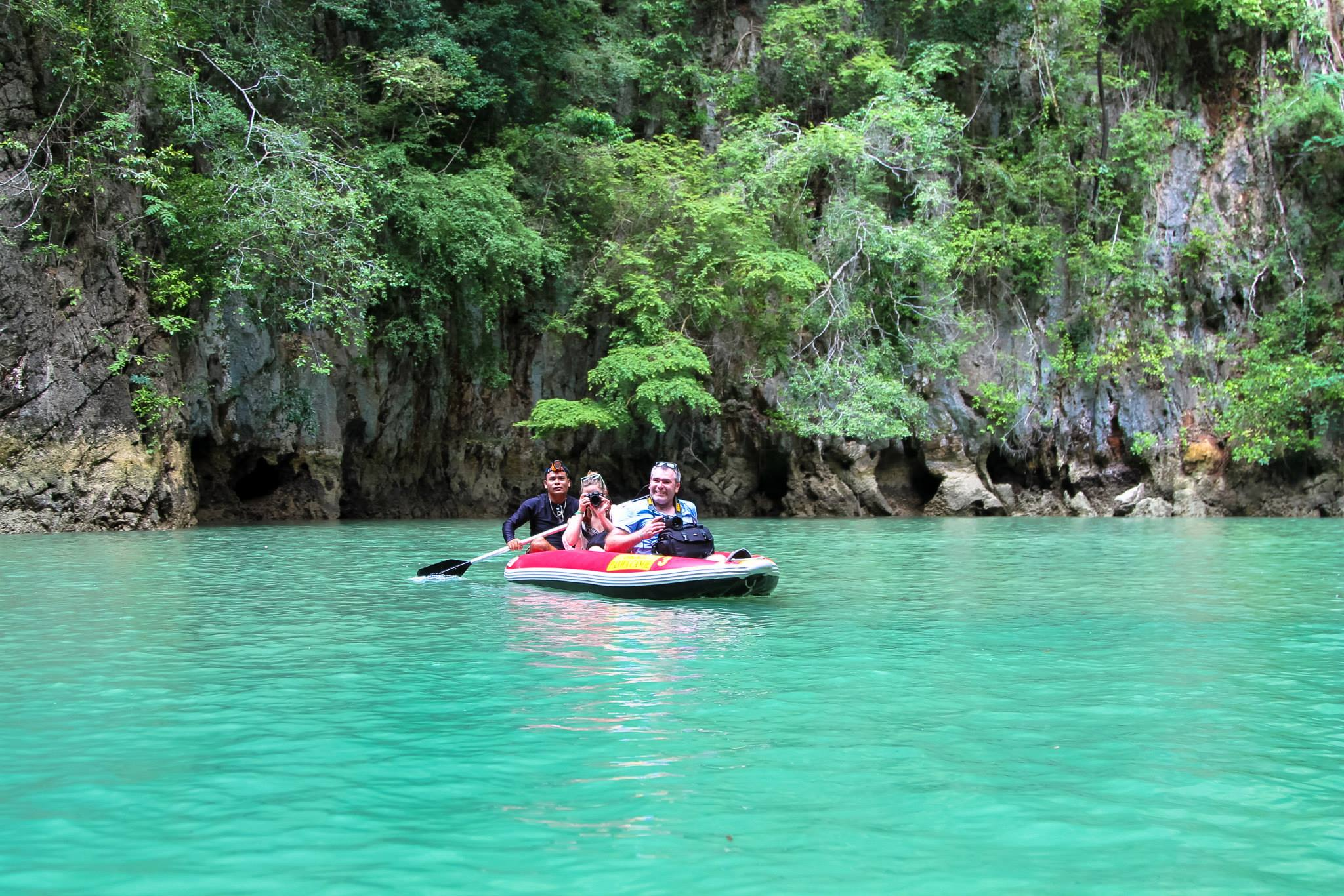 Things To Do When Sailing From Island To Island in Phang Nga Bay, Phuket, Thailand - PART 1 (27)