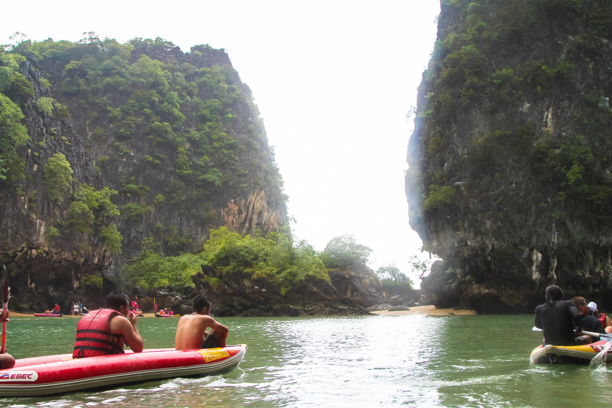 Things To Do When Sailing From Island To Island in Phang Nga Bay, Phuket, Thailand - PART 1 (39)