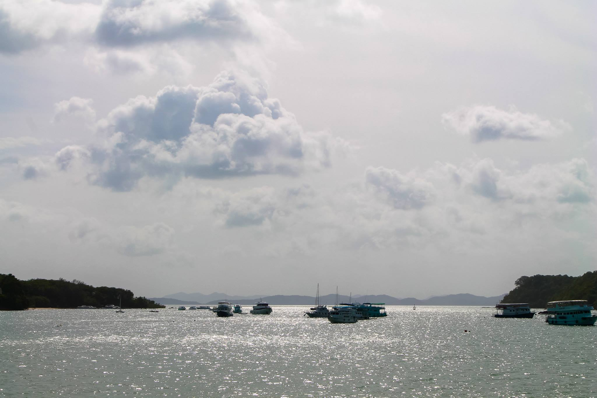 Things To Do When Sailing From Island To Island in Phang Nga Bay, Phuket, Thailand - PART 1 (8)