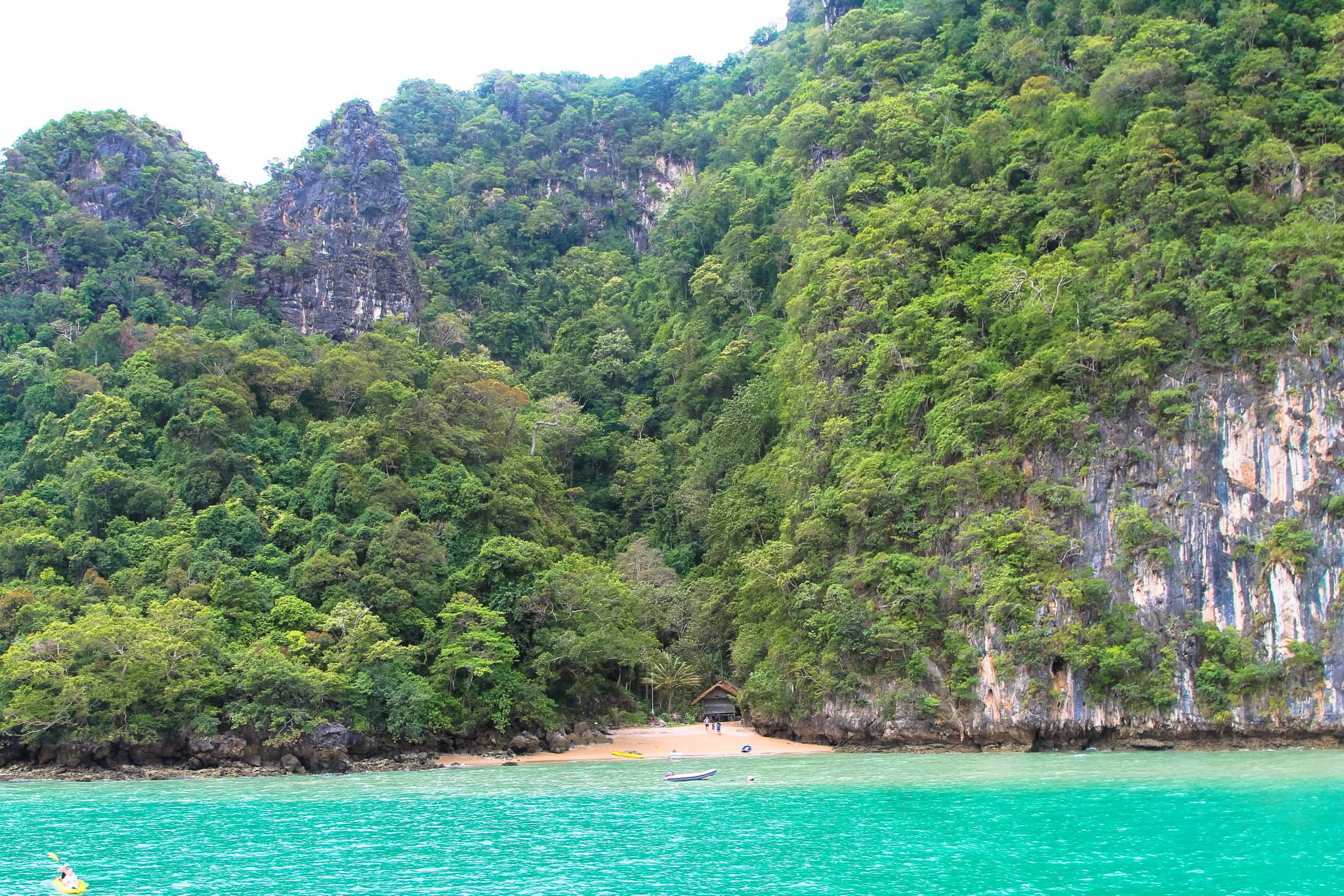 Things To Do When Sailing From Island To Island in Phang Nga Bay, Phuket, Thailand: The 2nd Part (32)