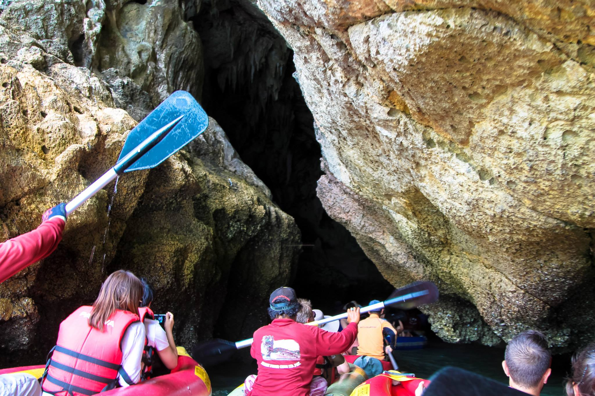 Things To Do When Sailing From Island To Island in Phang Nga Bay, Phuket, Thailand - PART 1 (23)