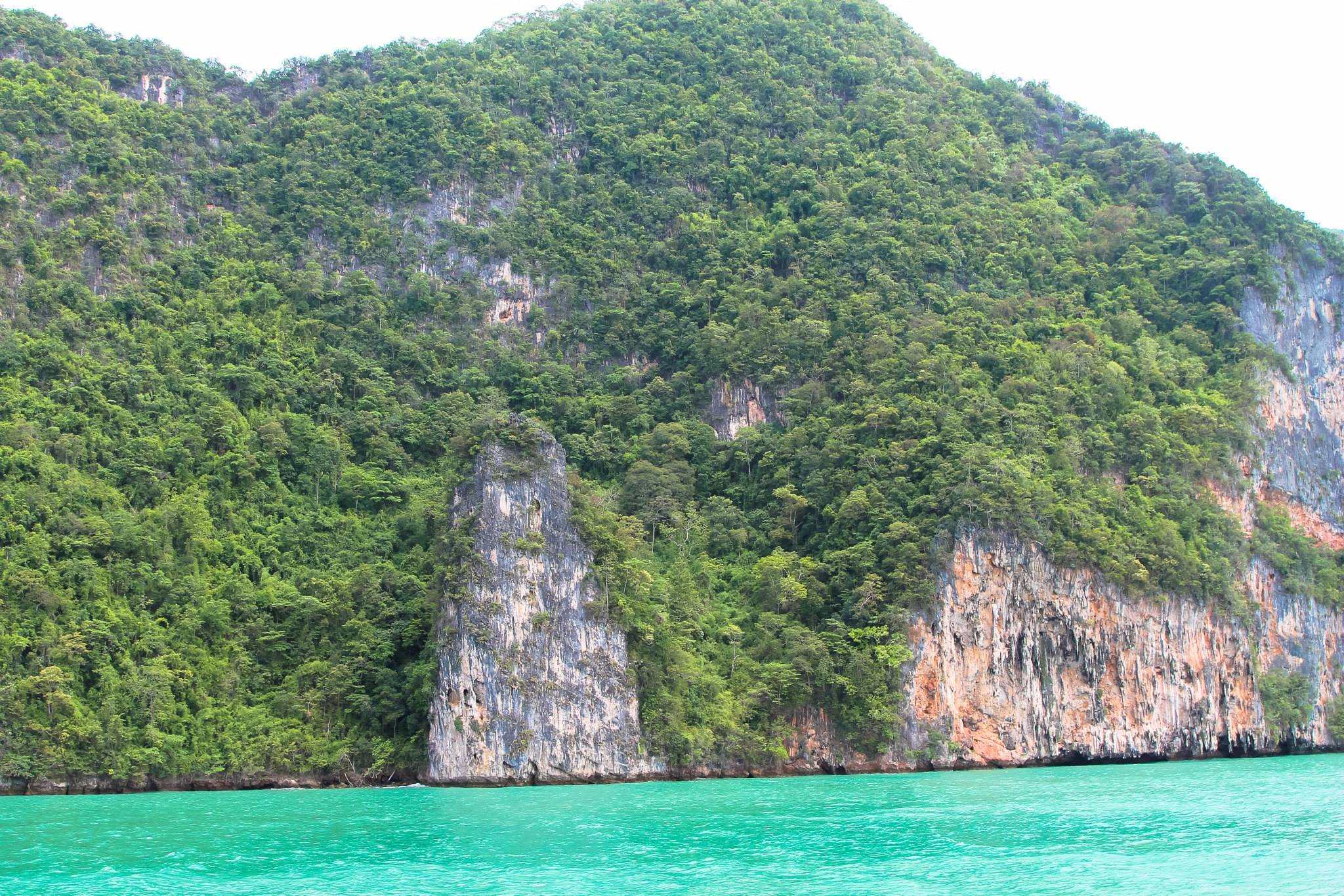 Things To Do When Sailing From Island To Island in Phang Nga Bay, Phuket, Thailand - PART 1 (12)