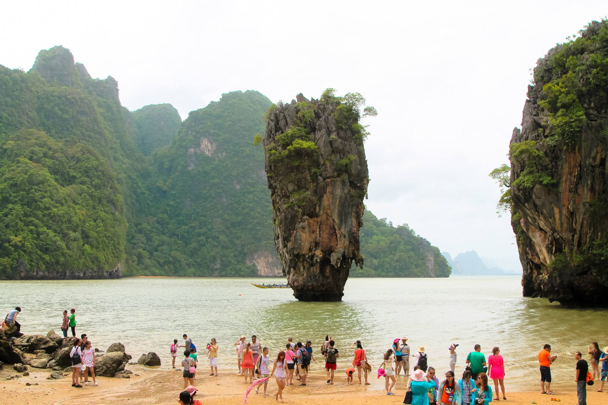 Things To Do When Sailing From Island To Island in Phang Nga Bay, Phuket, Thailand: The 2nd Part (14)