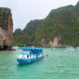 The 1st Part: Things To Do When Sailing From Island To Island in Phang Nga Bay, Phuket, Thailand
