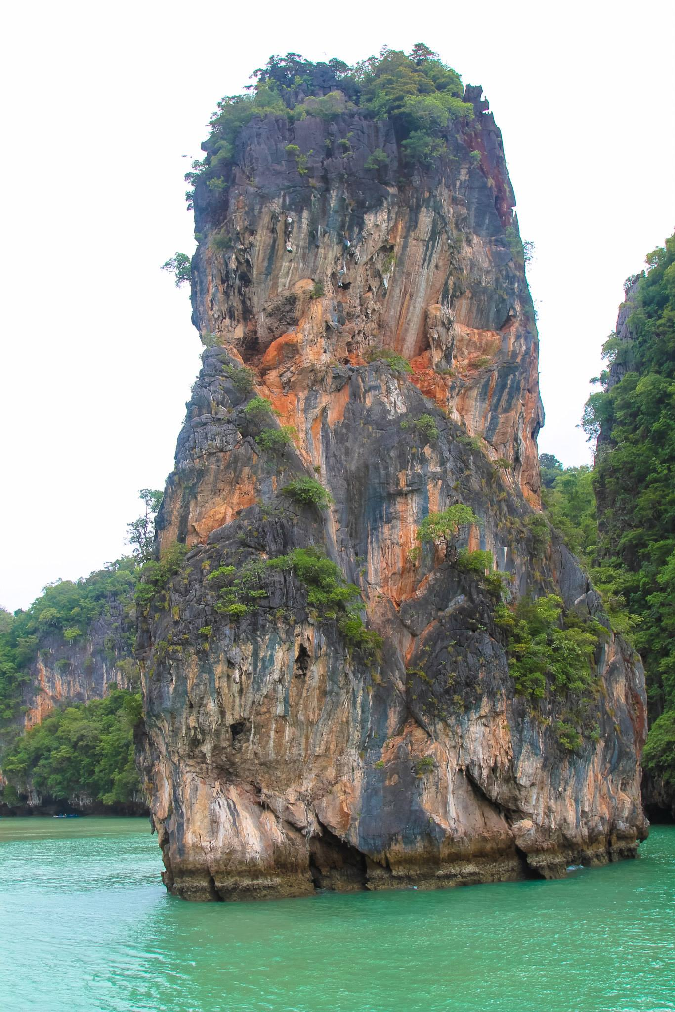 Things To Do When Sailing From Island To Island in Phang Nga Bay, Phuket, Thailand: The 2nd Part (31)