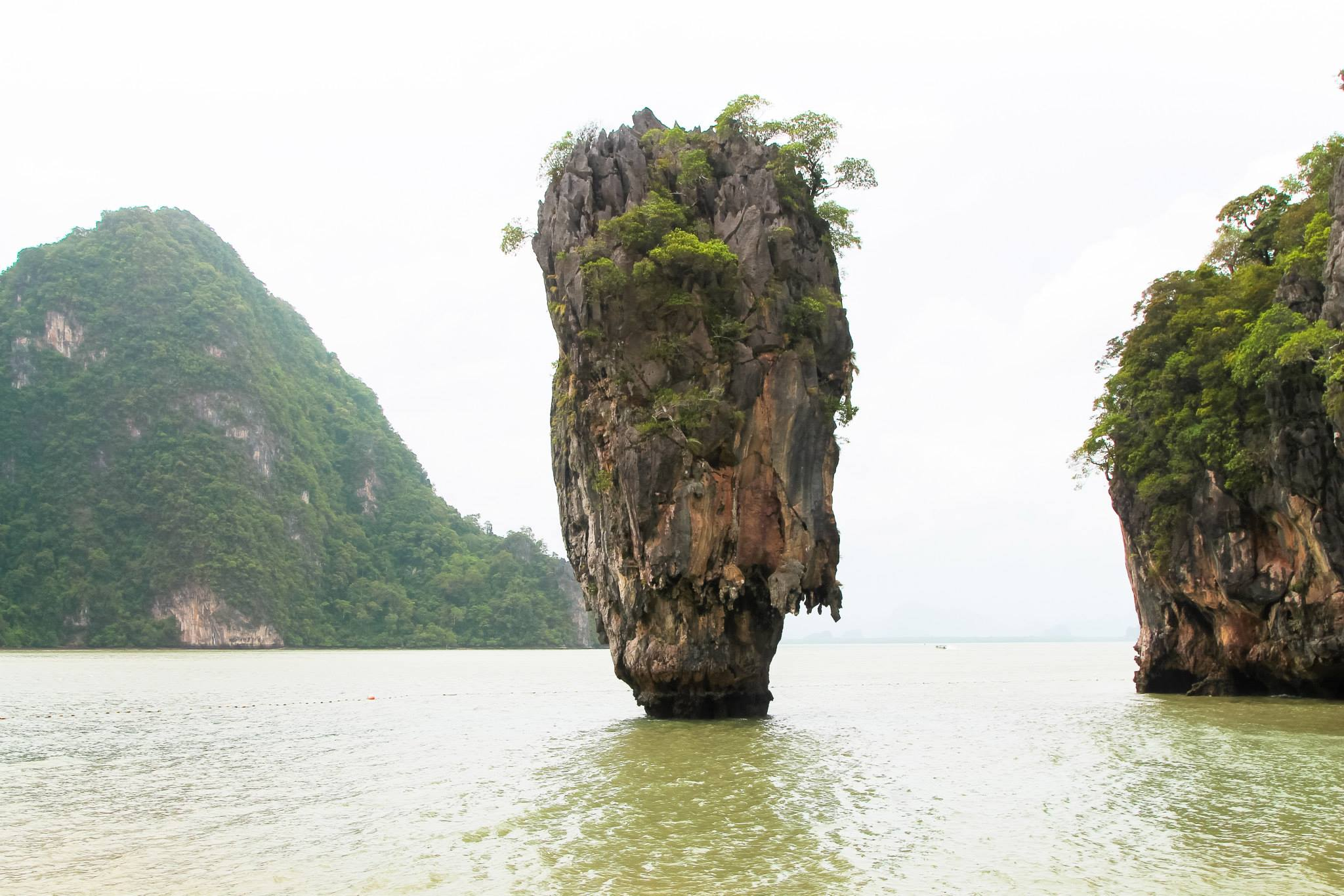 Things To Do When Sailing From Island To Island in Phang Nga Bay, Phuket, Thailand - PART 1 (4)