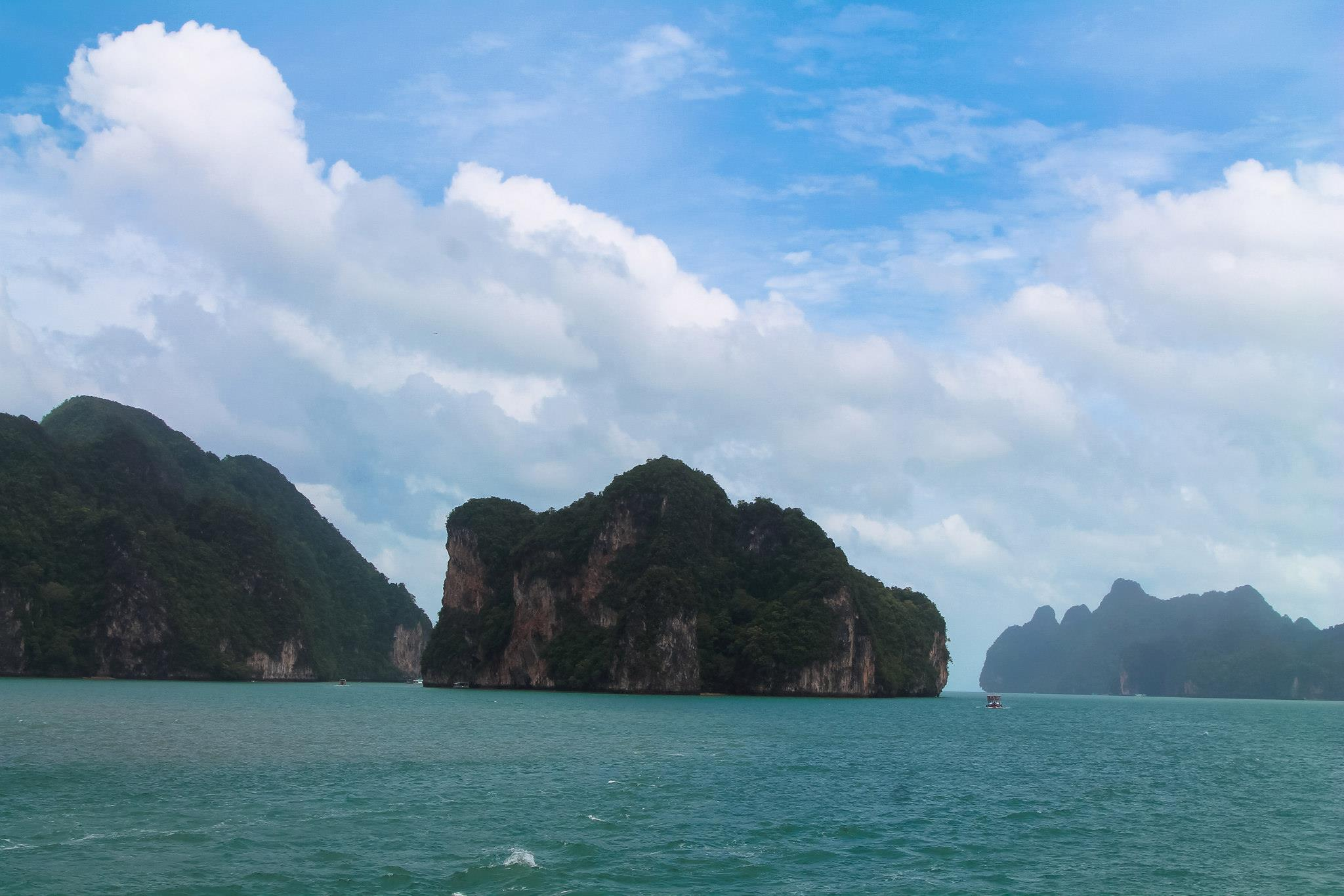 Things To Do When Sailing From Island To Island in Phang Nga Bay, Phuket, Thailand: The 2nd Part (6)