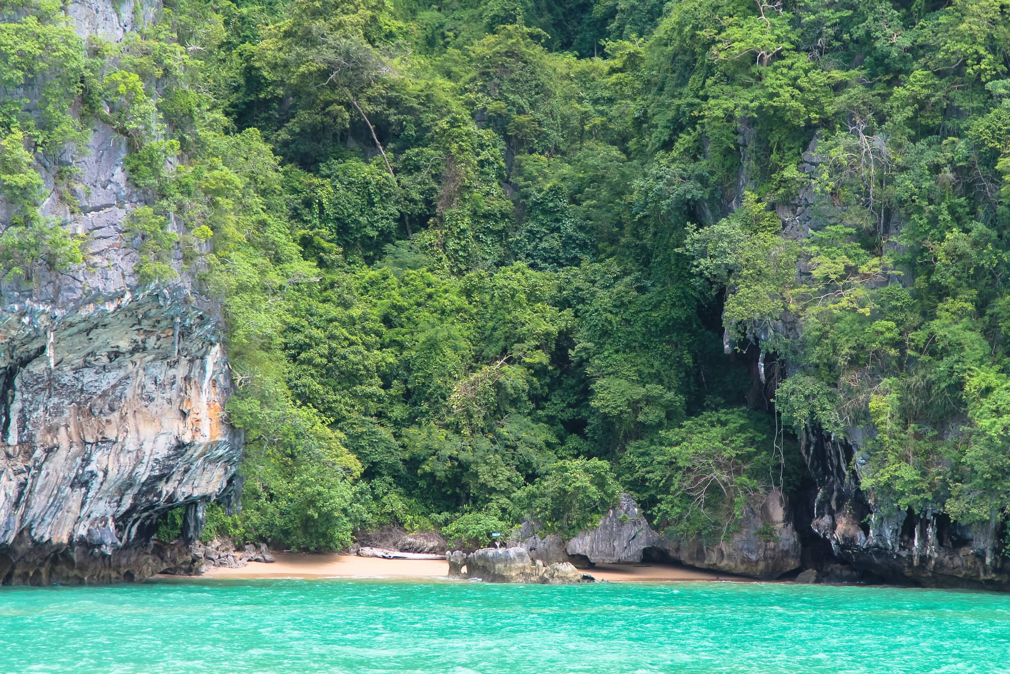 Things To Do When Sailing From Island To Island in Phang Nga Bay, Phuket, Thailand - PART 1 (14)
