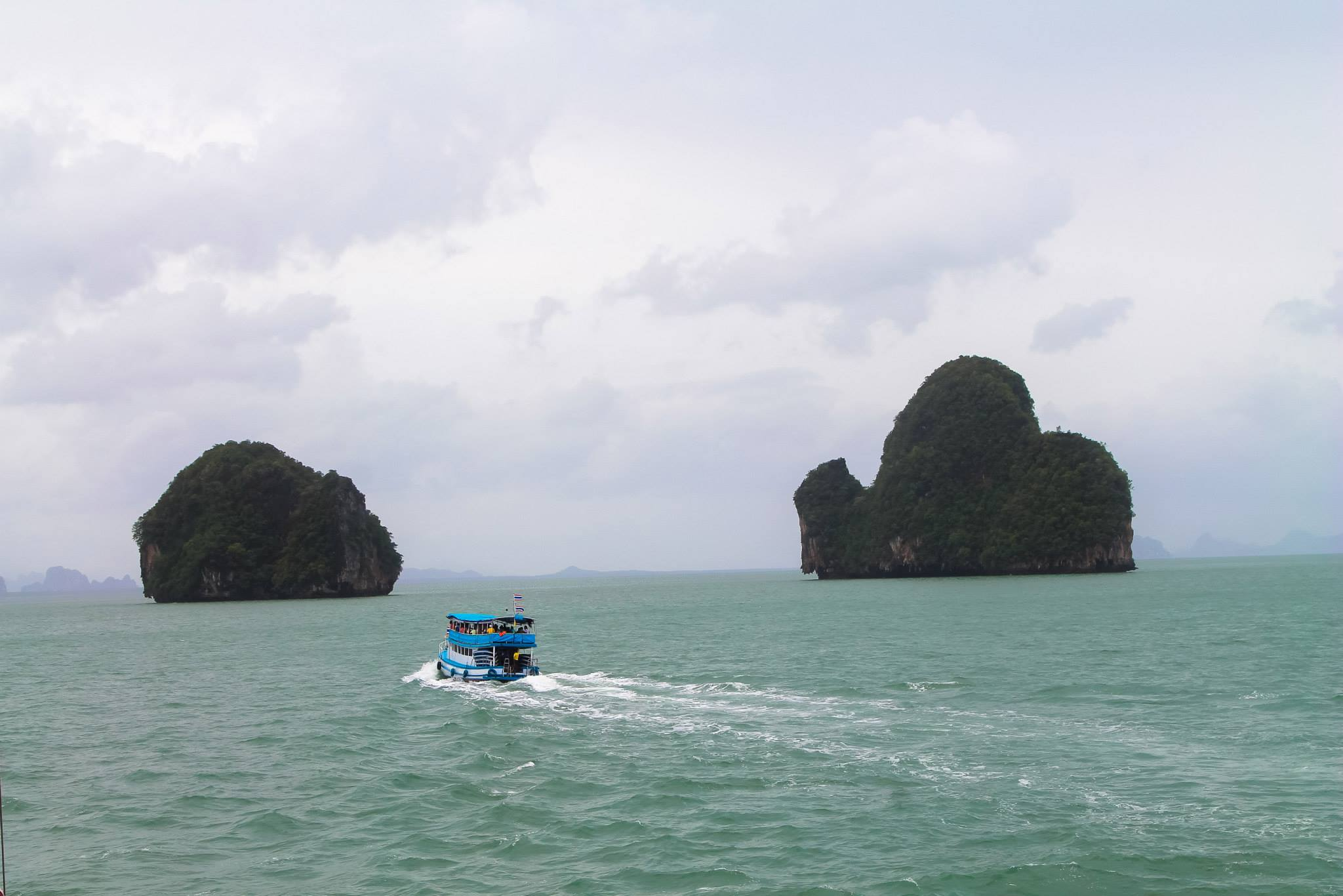 Things To Do When Sailing From Island To Island in Phang Nga Bay, Phuket, Thailand: The 2nd Part (8)