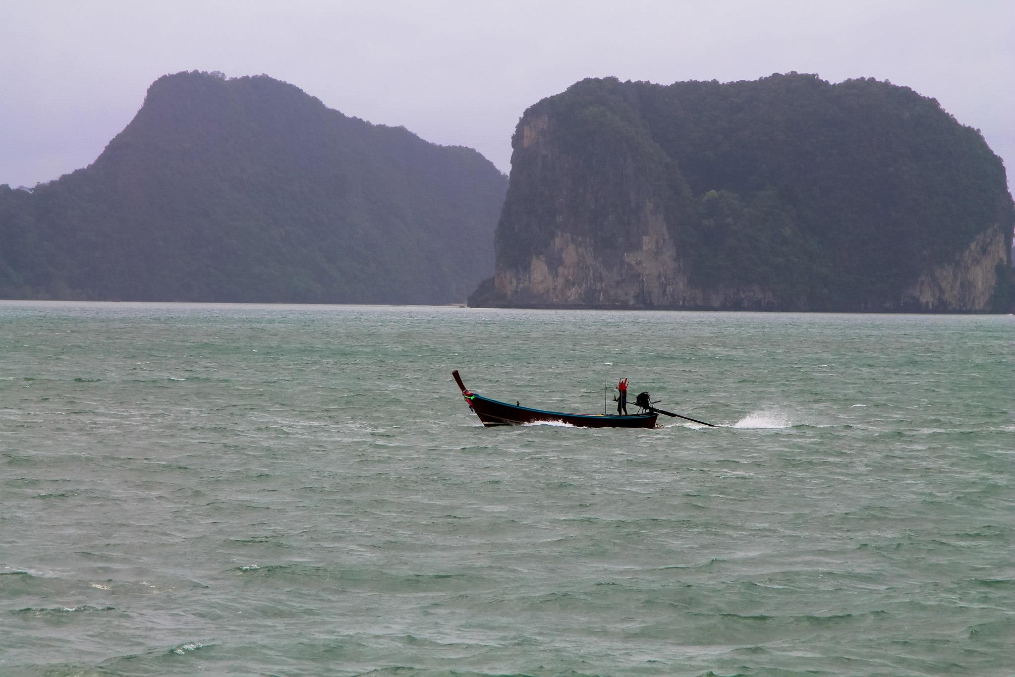 Things To Do When Sailing From Island To Island in Phang Nga Bay, Phuket, Thailand: The 2nd Part (38)
