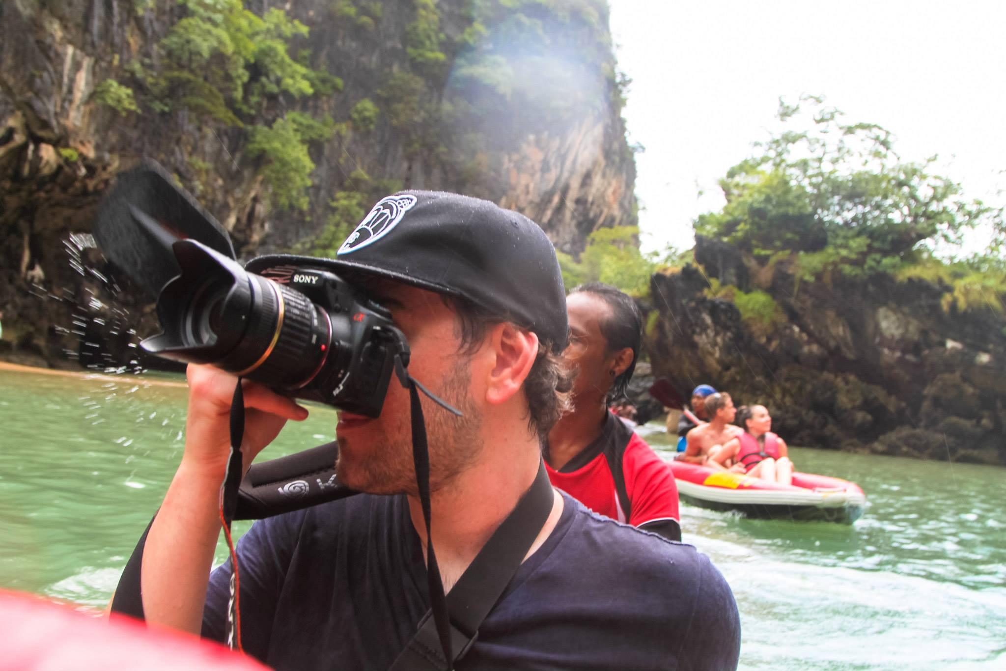 Things To Do When Sailing From Island To Island in Phang Nga Bay, Phuket, Thailand - PART 1 (38)
