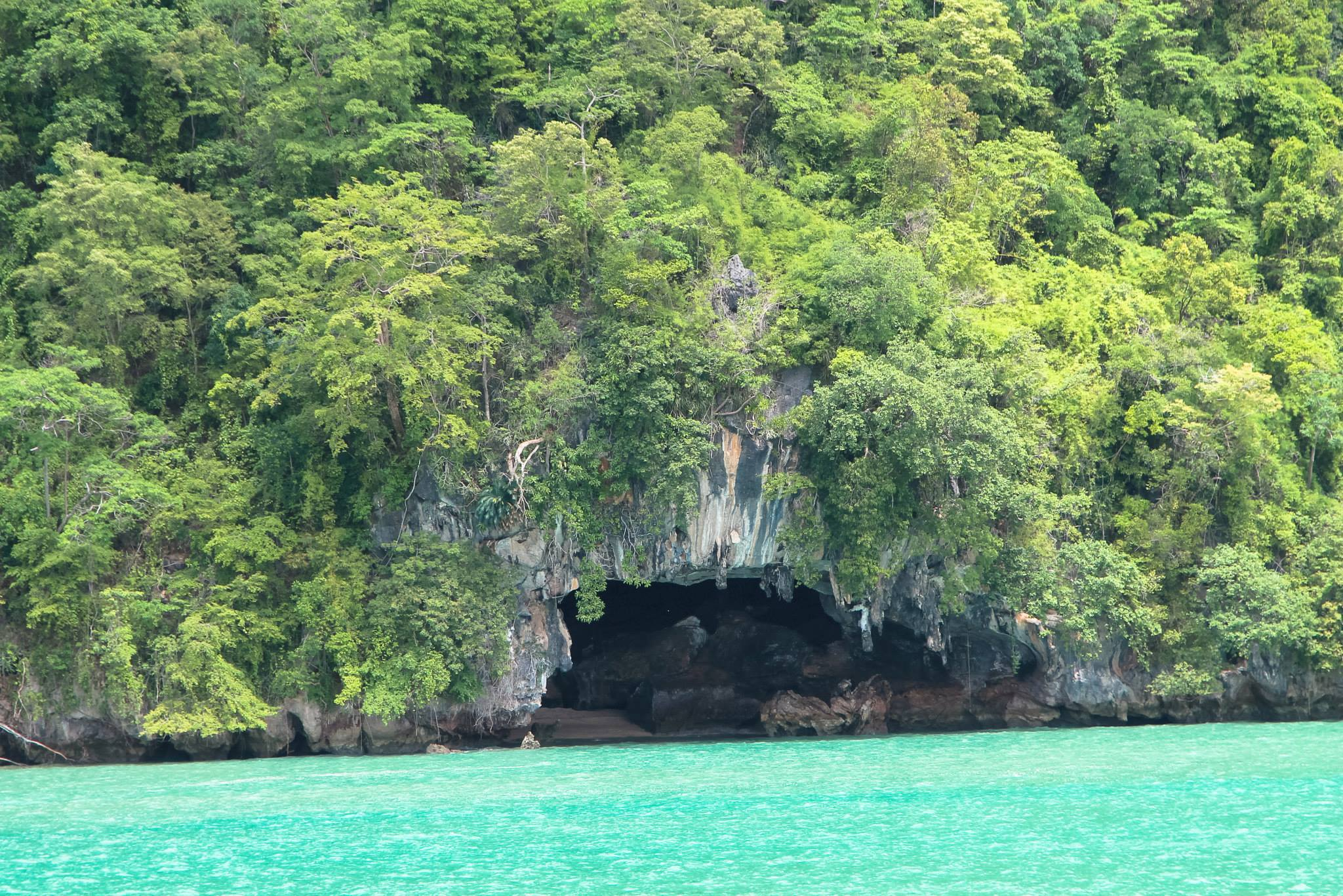 Things To Do When Sailing From Island To Island in Phang Nga Bay, Phuket, Thailand - PART 1 (16)
