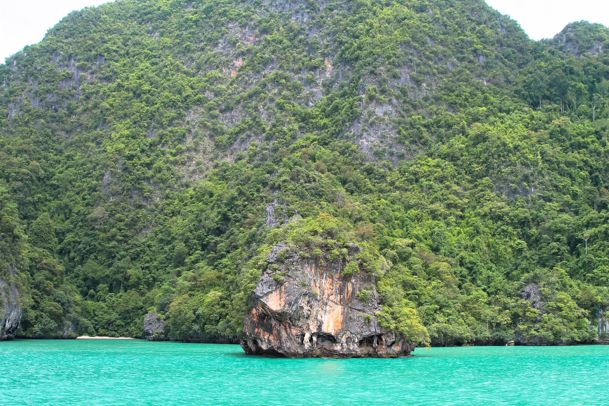 Things To Do When Sailing From Island To Island in Phang Nga Bay, Phuket, Thailand - PART 1 (15)