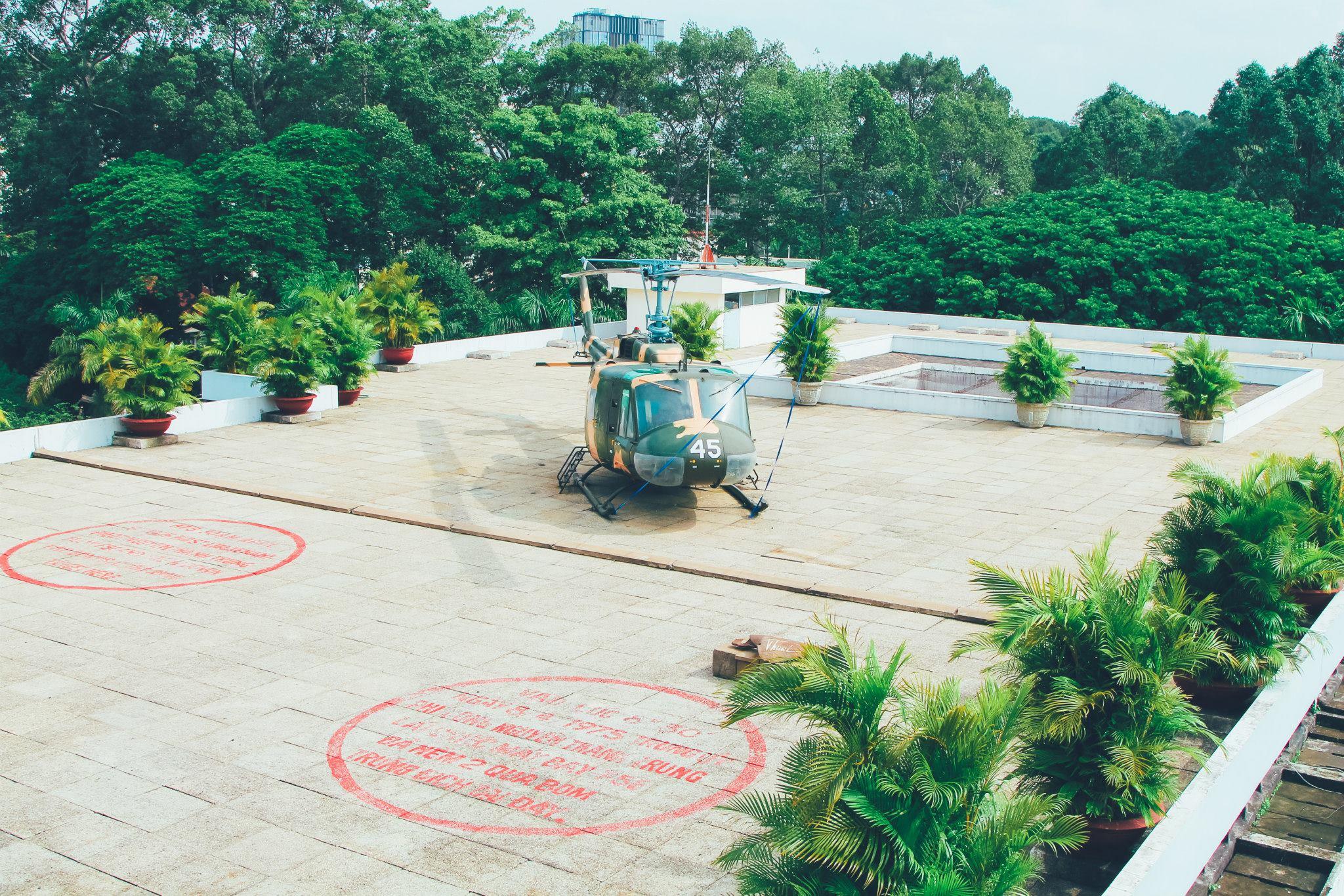 Photo Diary: Visiting Independence Palace in Saigon, Vietnam (15)