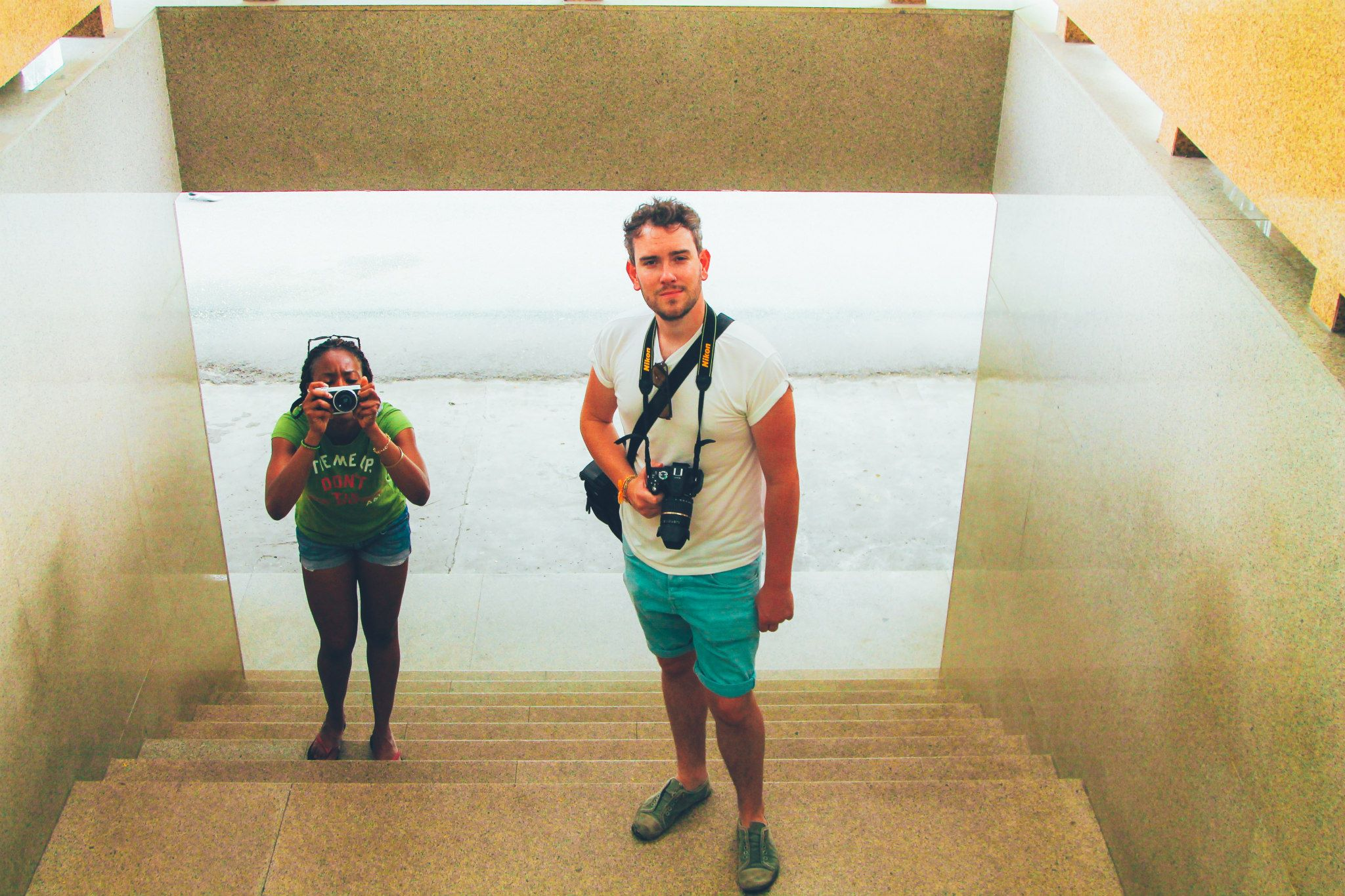 Photo Diary: Visiting Independence Palace in Saigon, Vietnam (5)