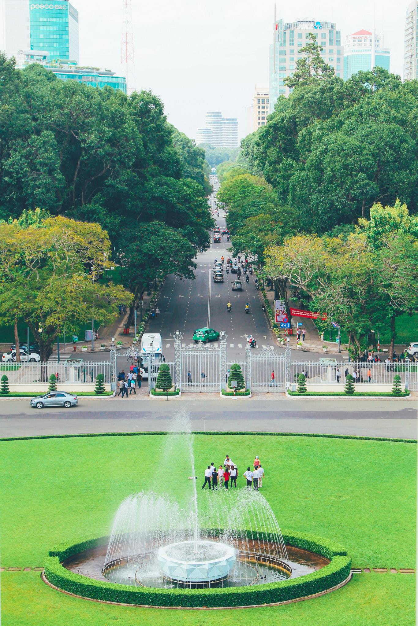 Photo Diary: Visiting Independence Palace in Saigon, Vietnam (16)