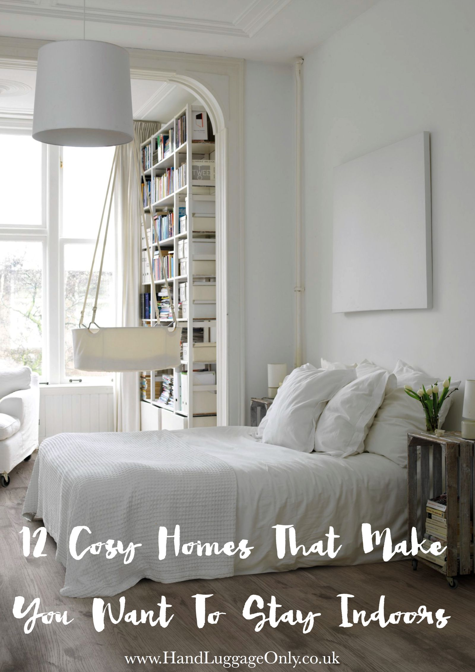 12 Cosy Homes That Make You Glad It's Winter!